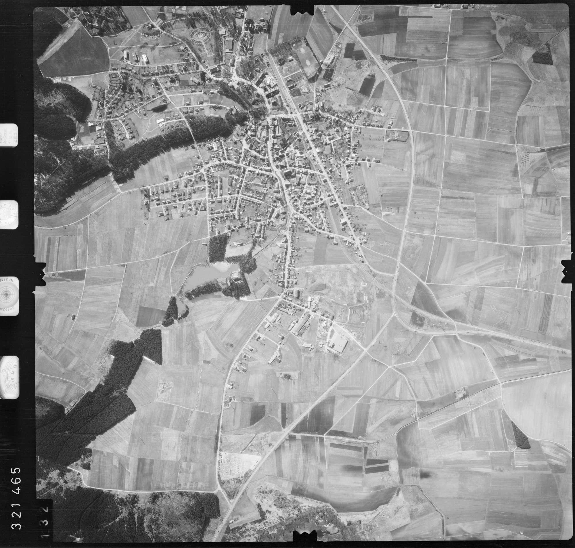 Luftbild: Film 53 Bildnr. 132, Bild 1