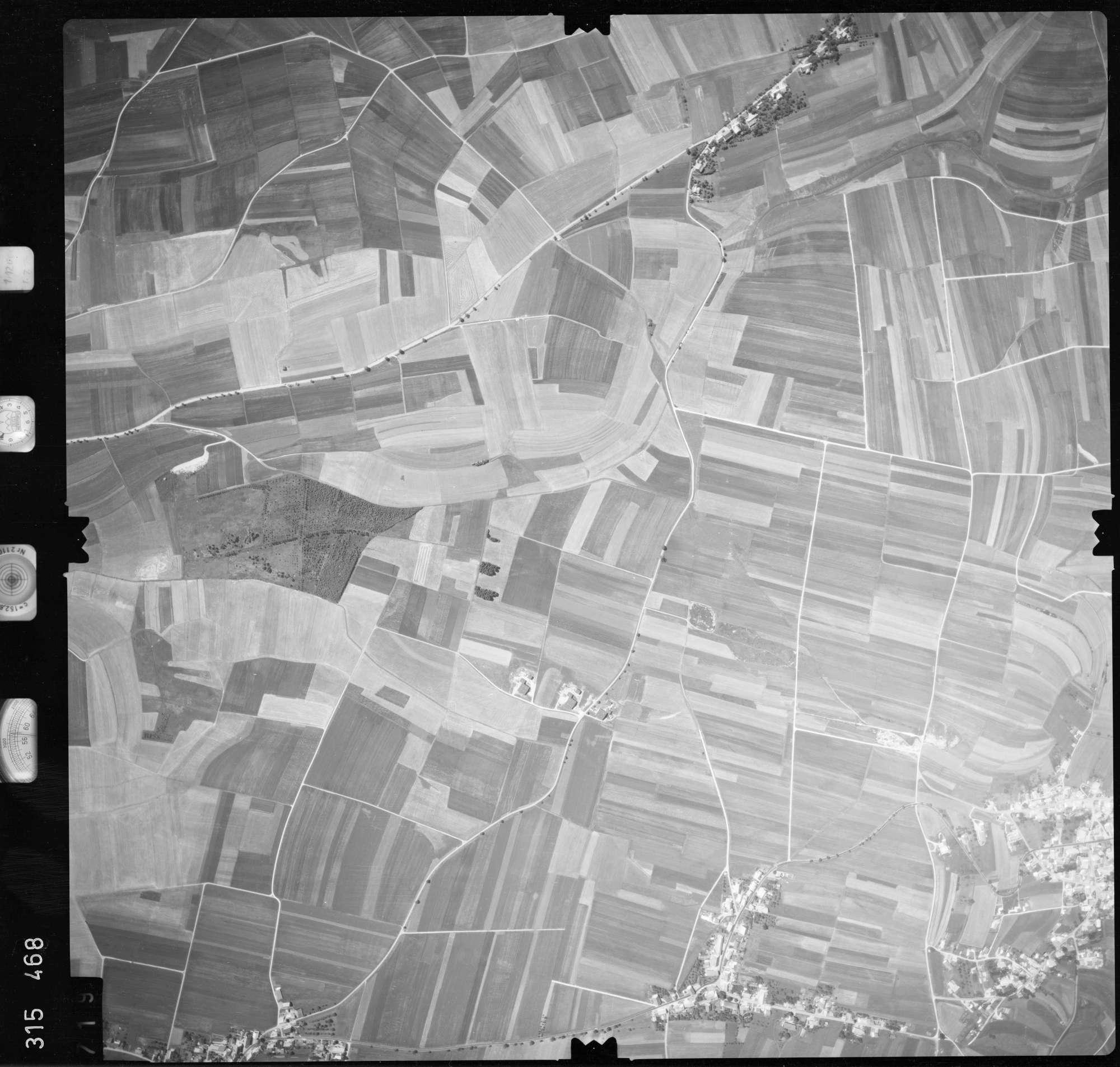 Luftbild: Film 56 Bildnr. 719, Bild 1