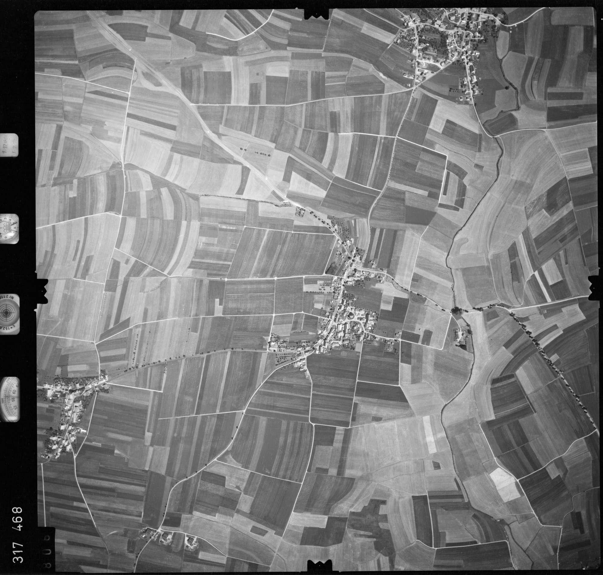 Luftbild: Film 56 Bildnr. 806, Bild 1