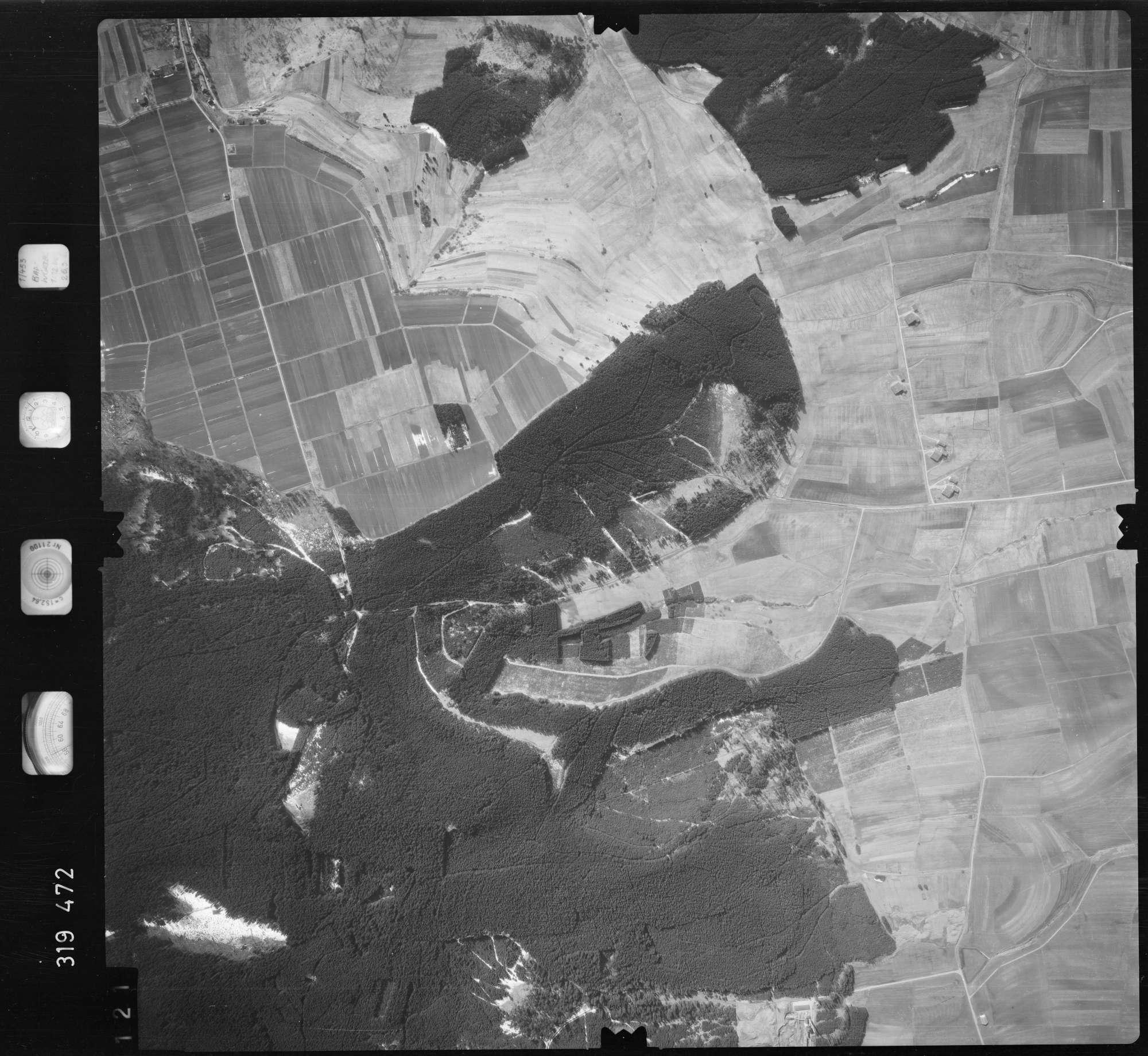 Luftbild: Film 57 Bildnr. 121, Bild 1
