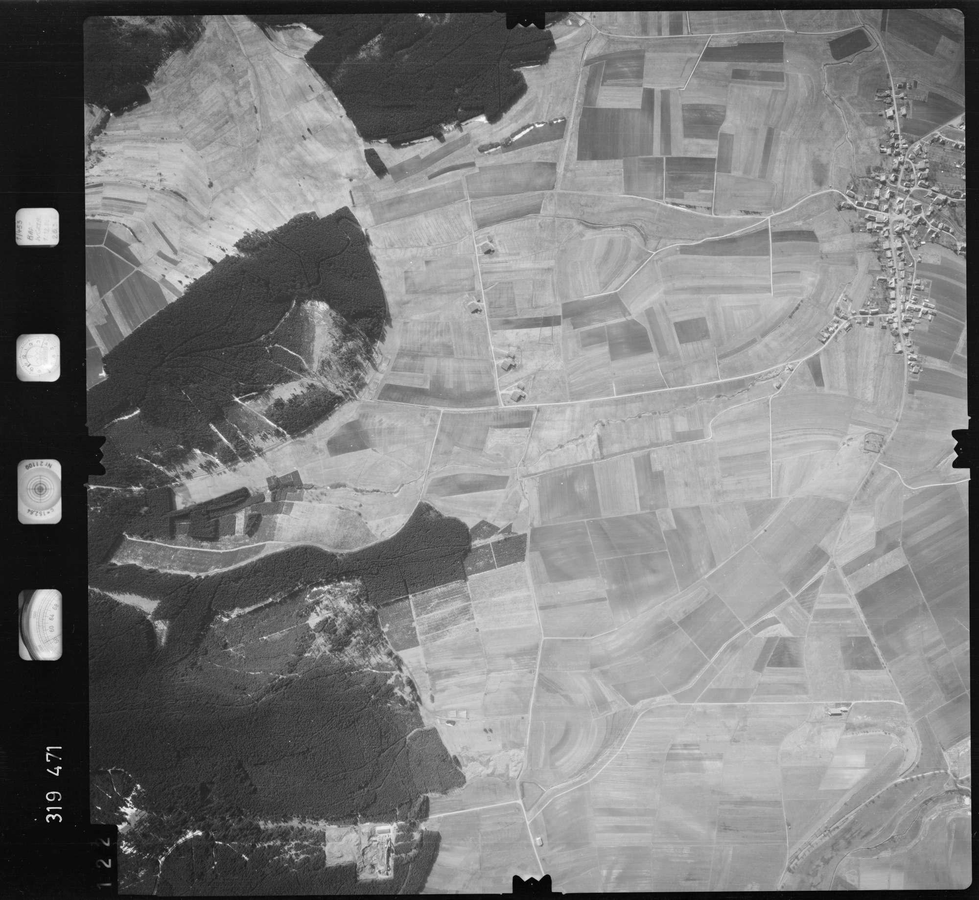 Luftbild: Film 57 Bildnr. 122, Bild 1