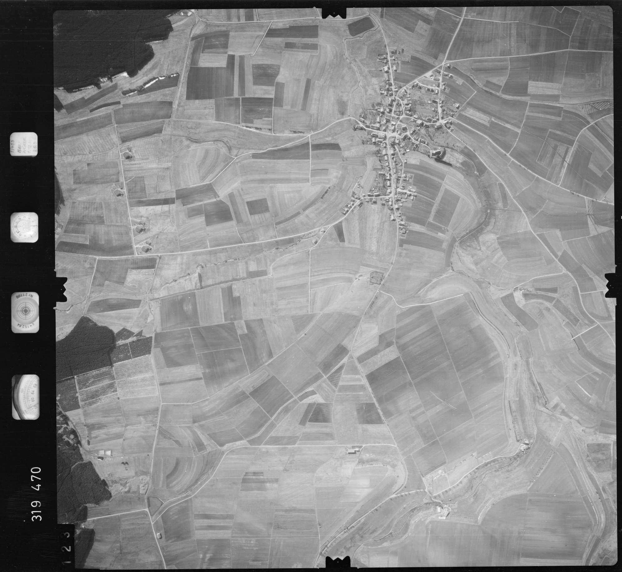Luftbild: Film 57 Bildnr. 123, Bild 1