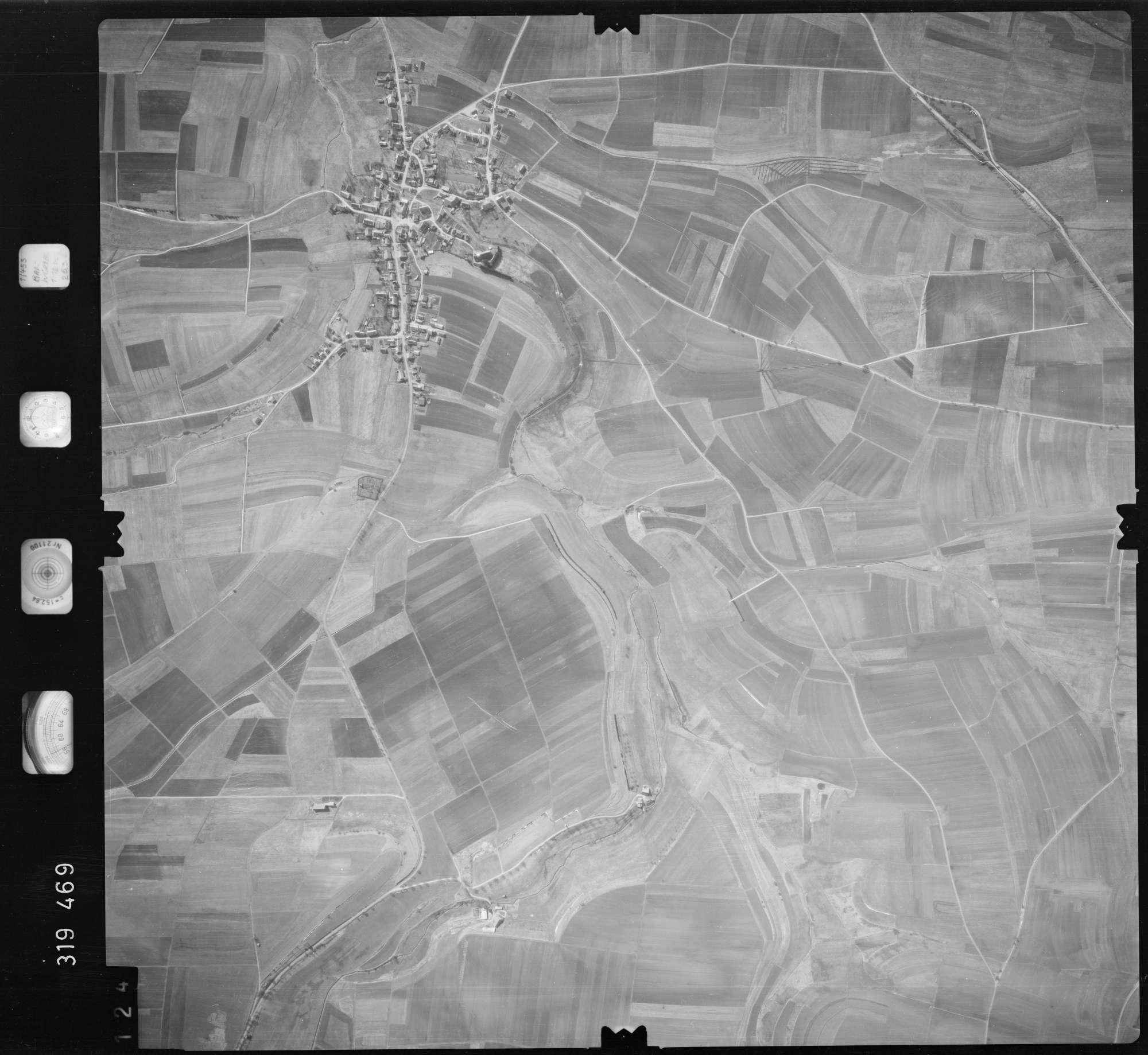 Luftbild: Film 57 Bildnr. 124, Bild 1