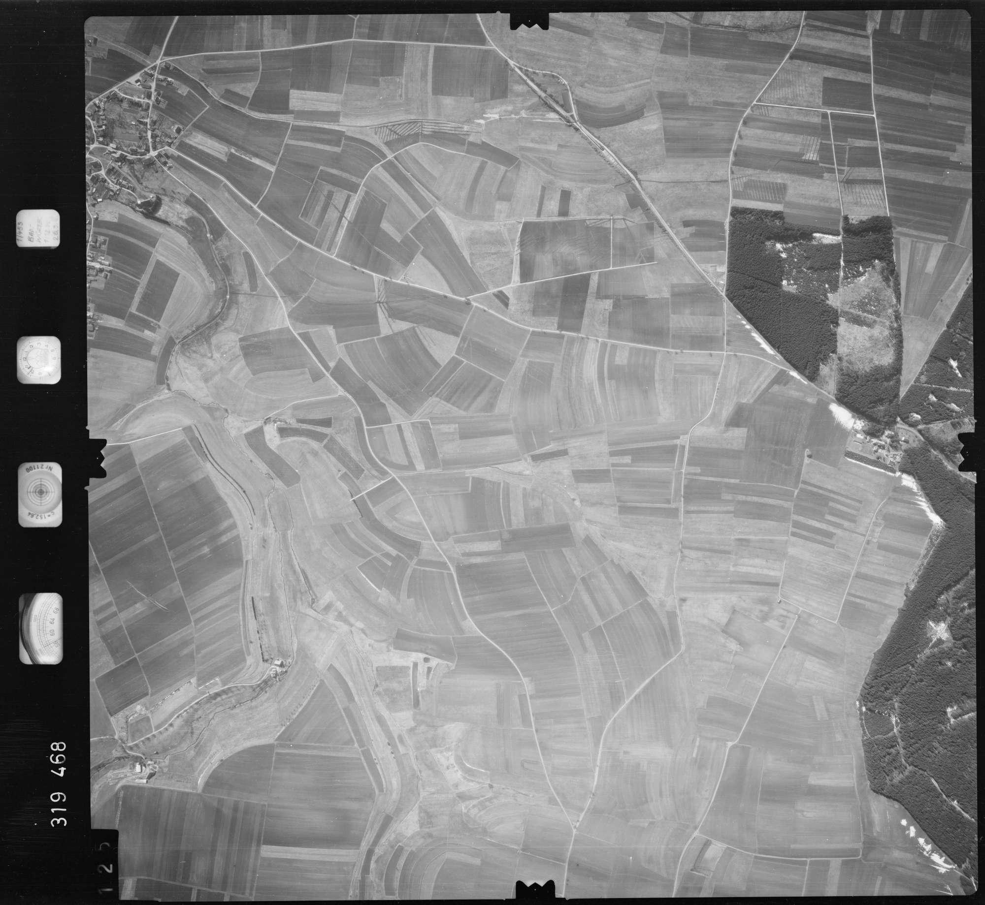 Luftbild: Film 57 Bildnr. 125, Bild 1