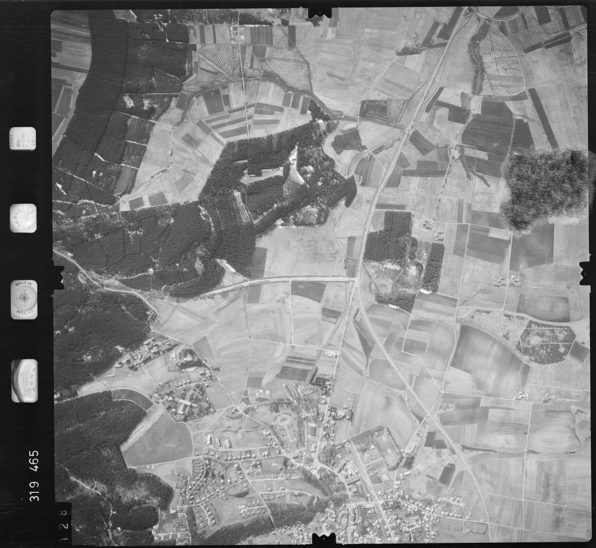 Luftbild: Film 57 Bildnr. 128, Bild 1