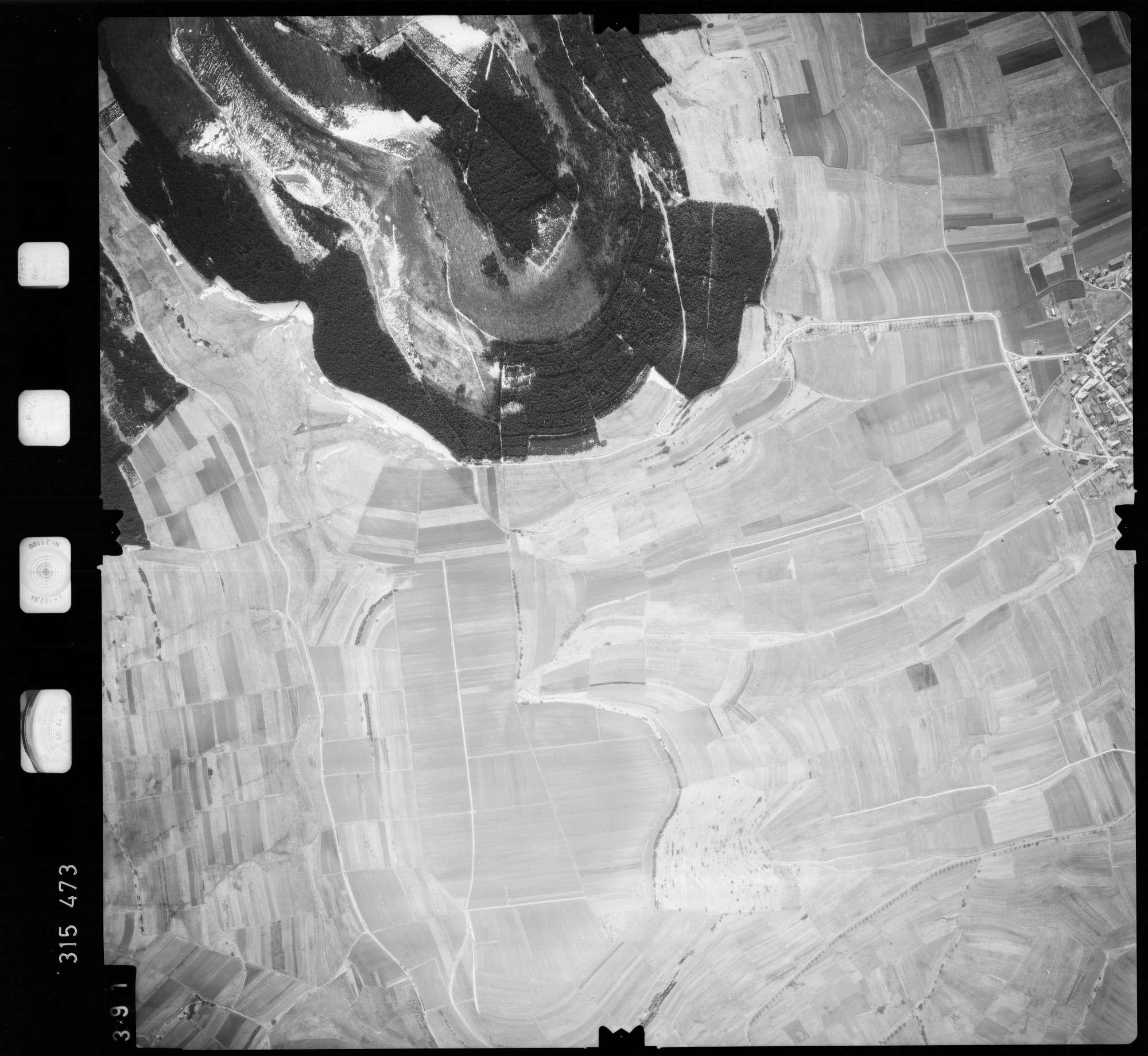 Luftbild: Film 58 Bildnr. 391, Bild 1