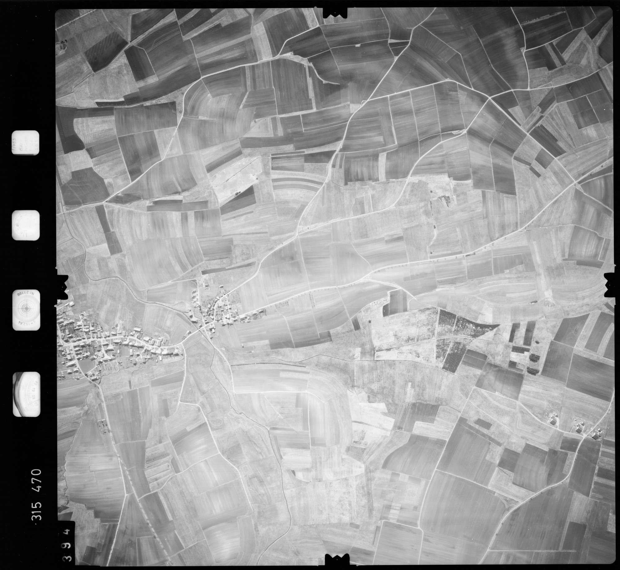 Luftbild: Film 58 Bildnr. 394, Bild 1