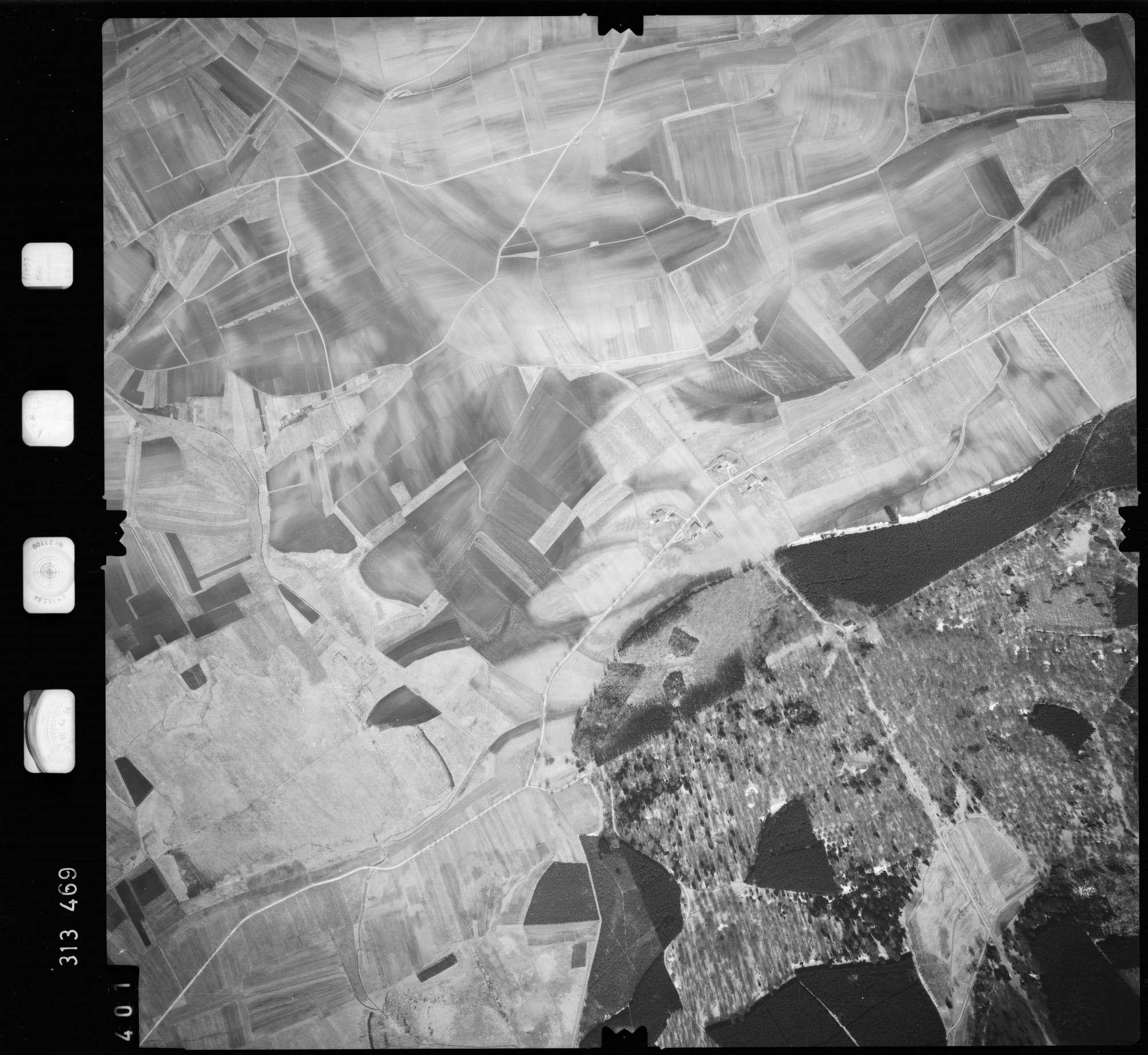 Luftbild: Film 58 Bildnr. 401, Bild 1