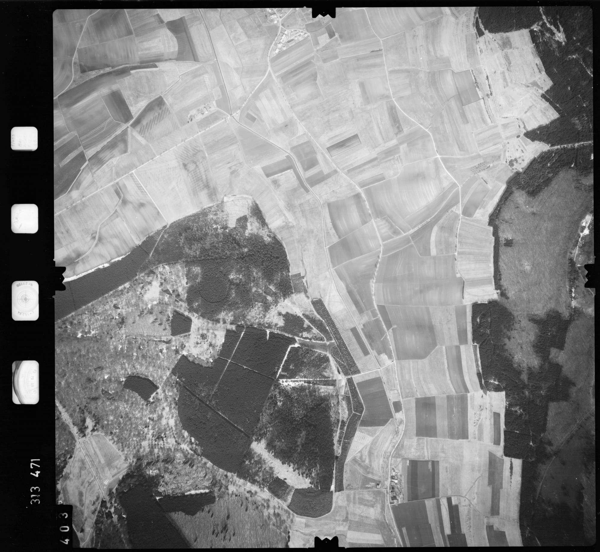 Luftbild: Film 58 Bildnr. 403, Bild 1