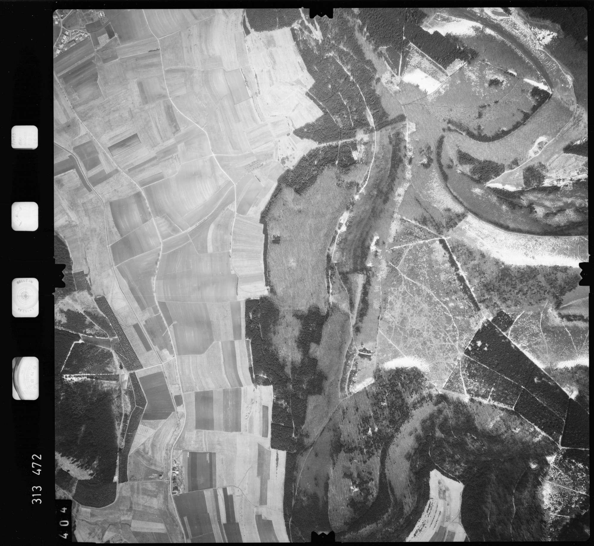 Luftbild: Film 58 Bildnr. 404, Bild 1
