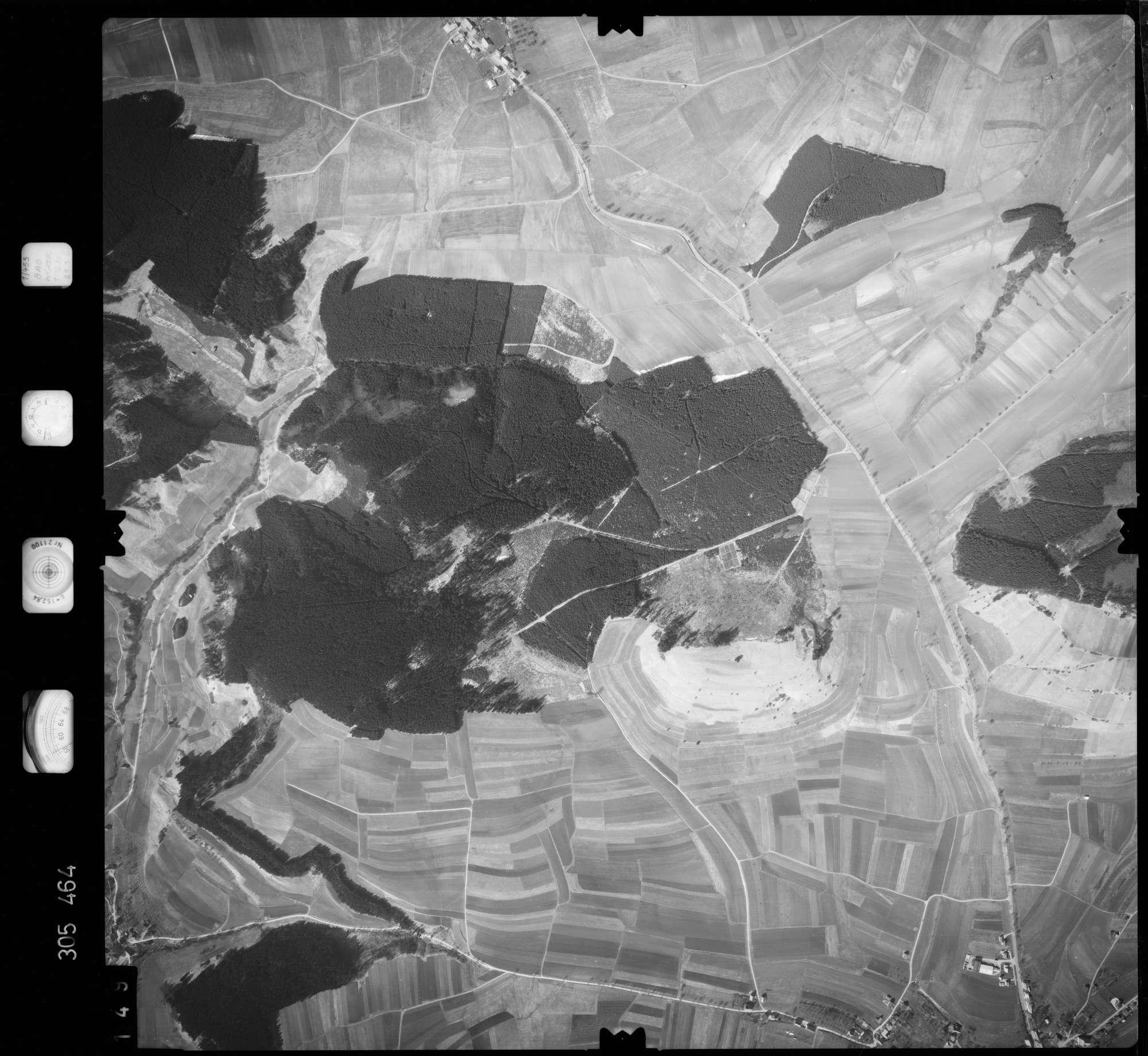 Luftbild: Film 61 Bildnr. 149, Bild 1