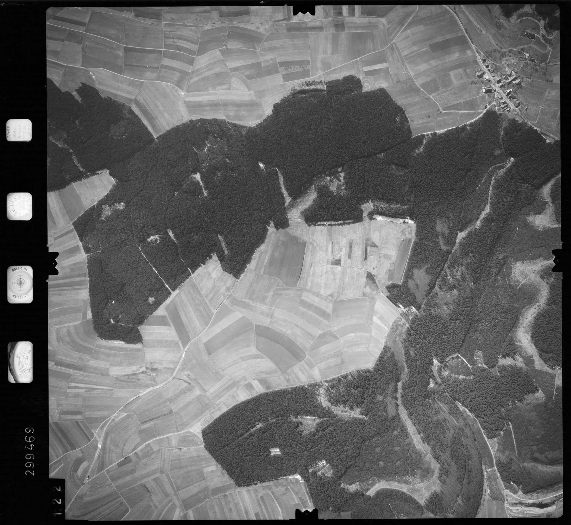 Luftbild: Film 66 Bildnr. 122, Bild 1