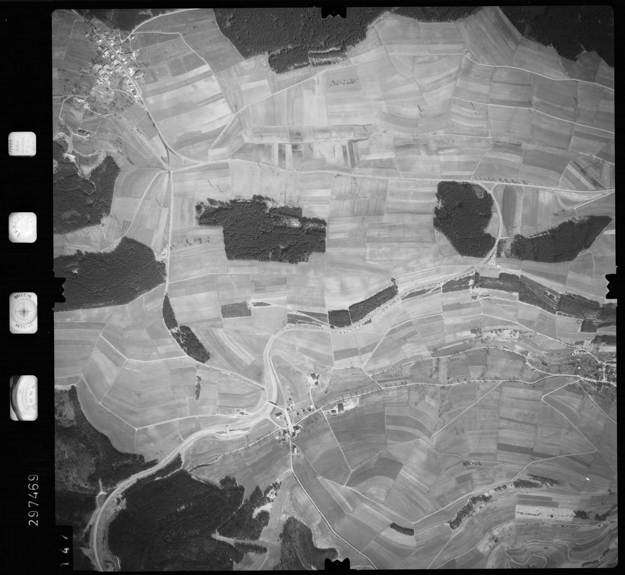 Luftbild: Film 66 Bildnr. 147, Bild 1