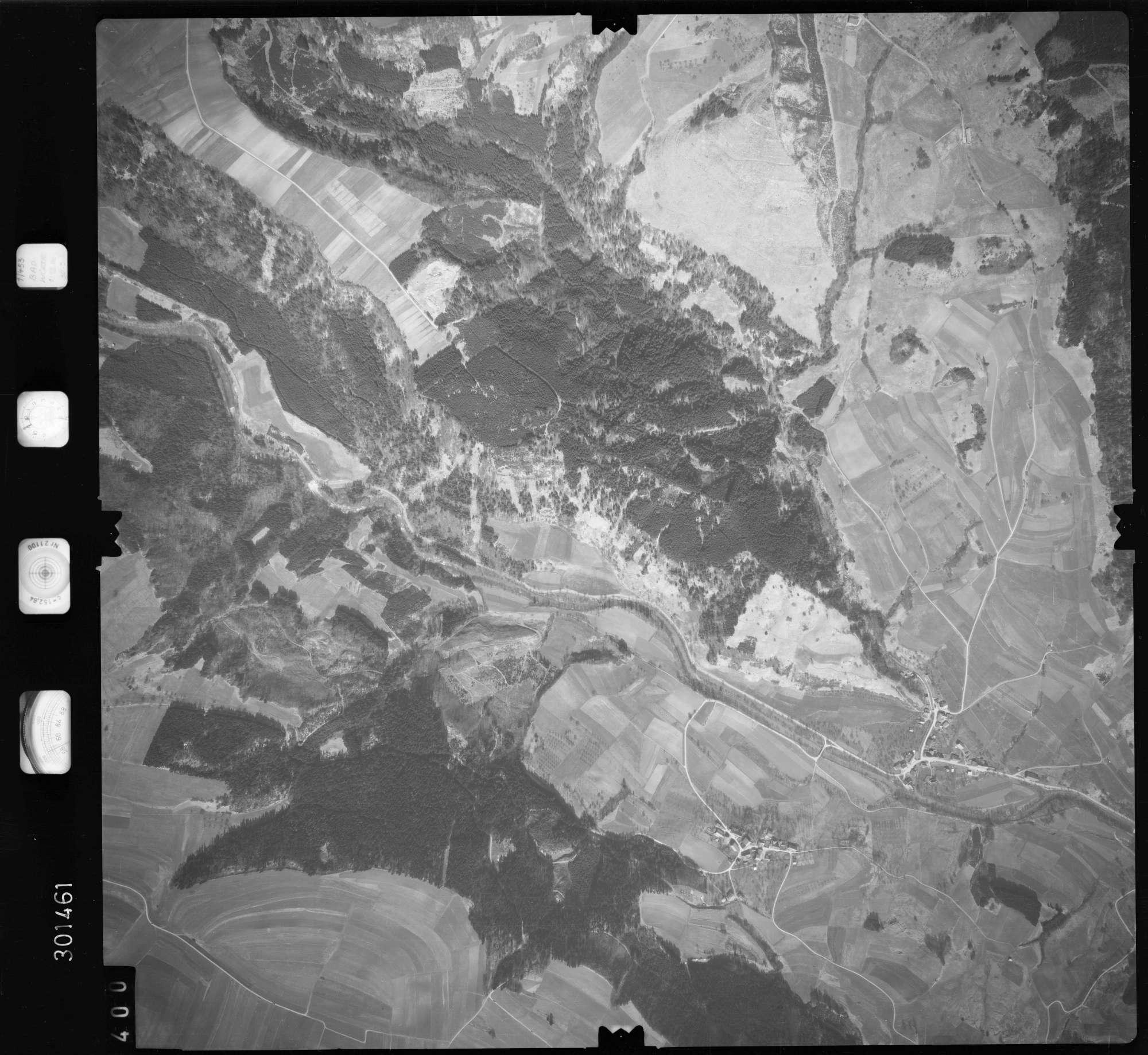 Luftbild: Film 69 Bildnr. 400, Bild 1