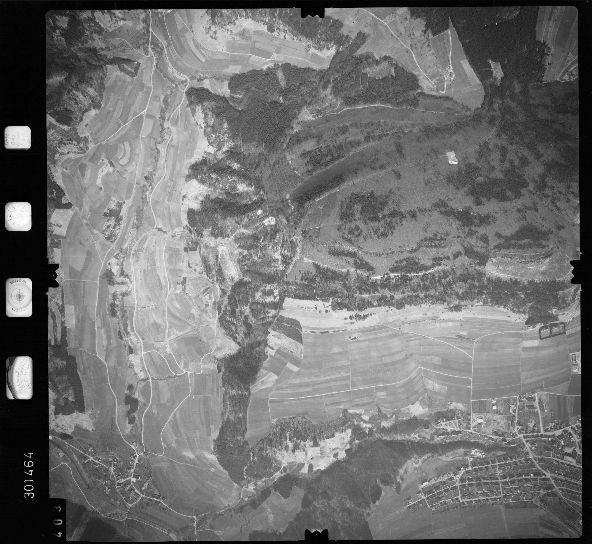 Luftbild: Film 69 Bildnr. 403, Bild 1