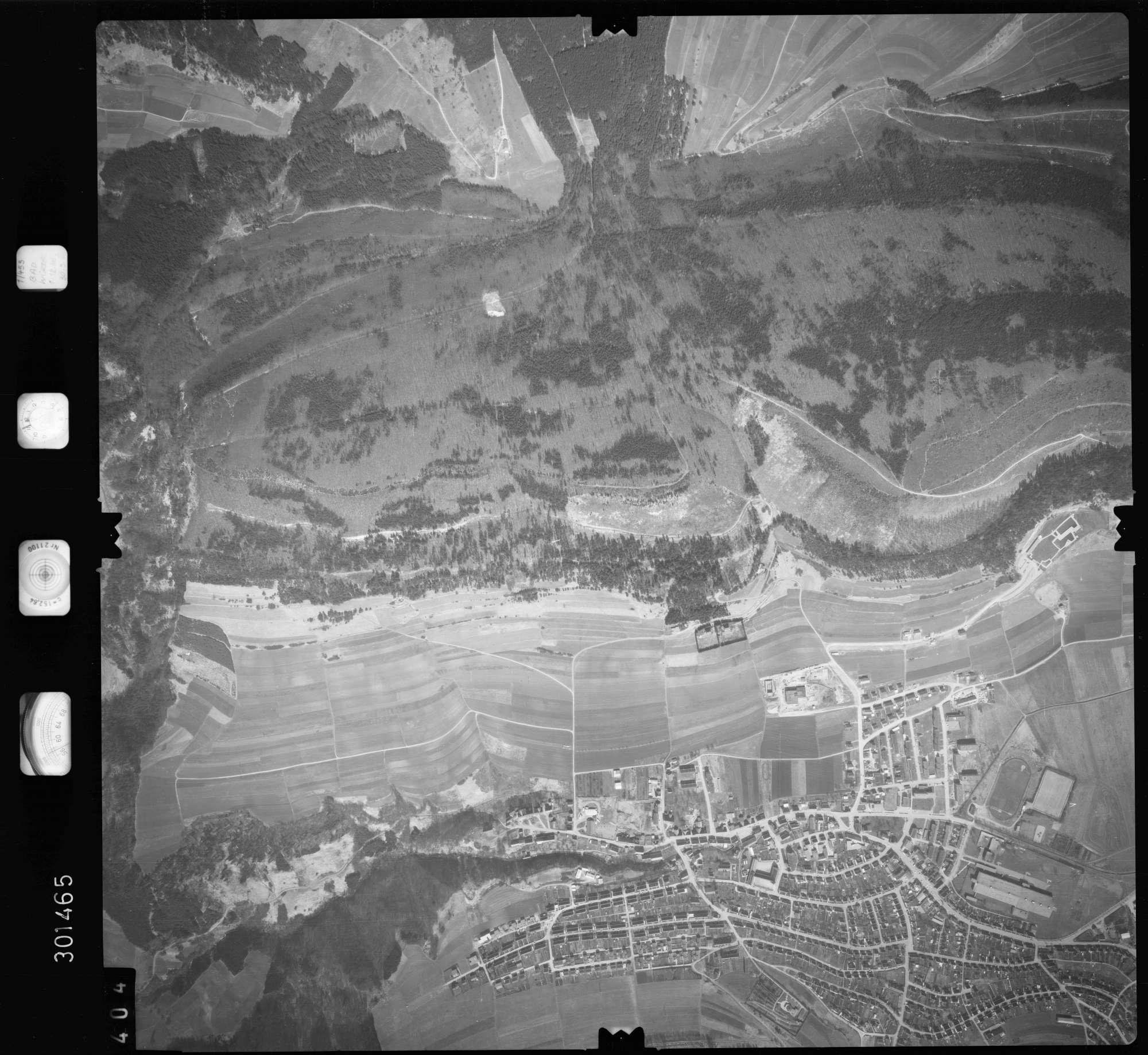 Luftbild: Film 69 Bildnr. 404, Bild 1