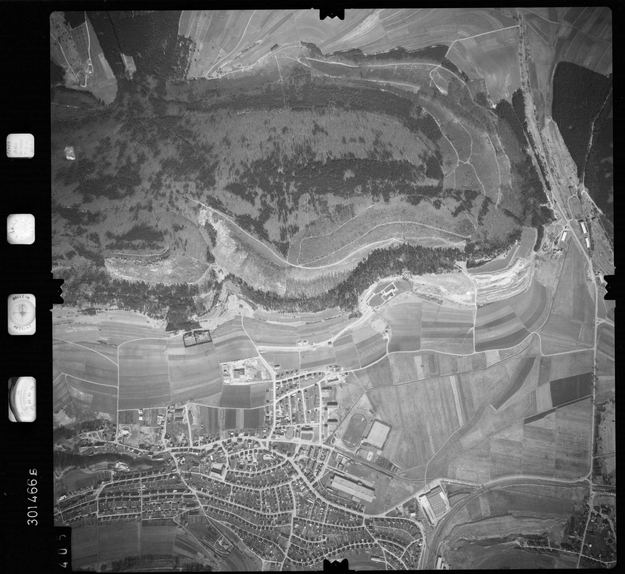 Luftbild: Film 69 Bildnr. 405, Bild 1