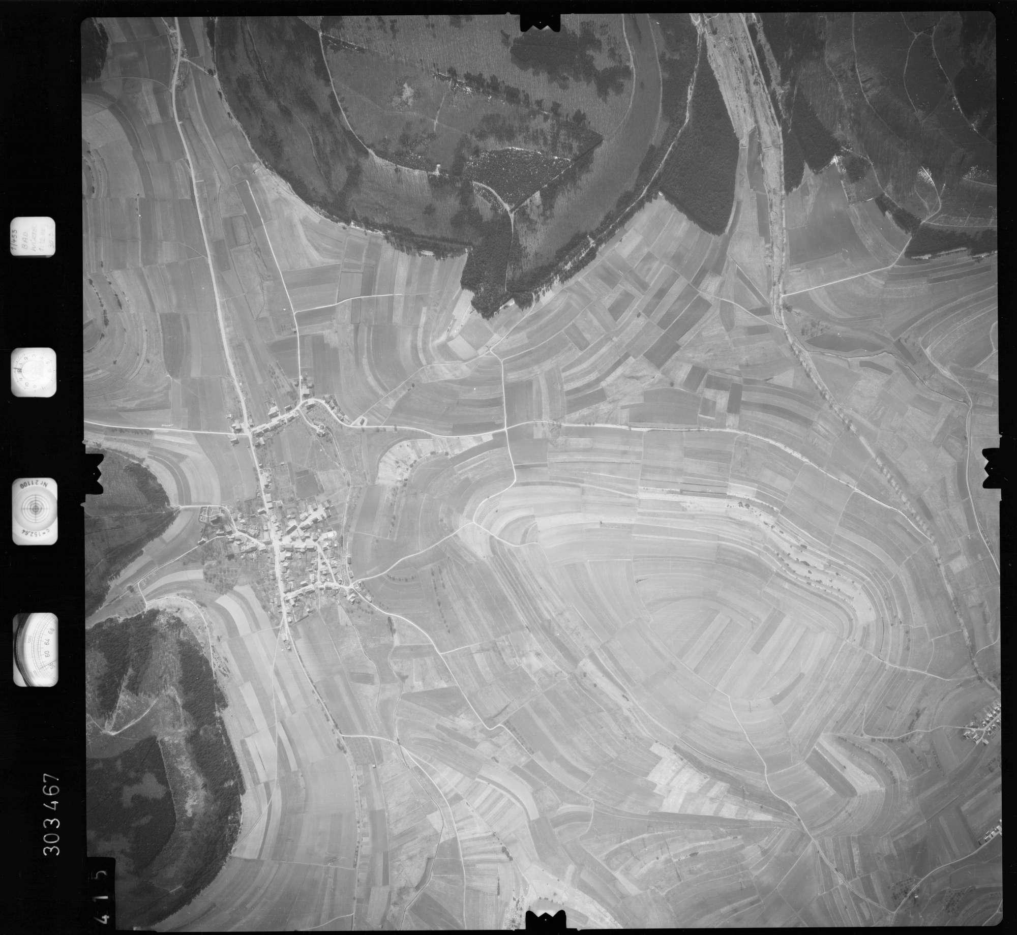 Luftbild: Film 69 Bildnr. 415, Bild 1