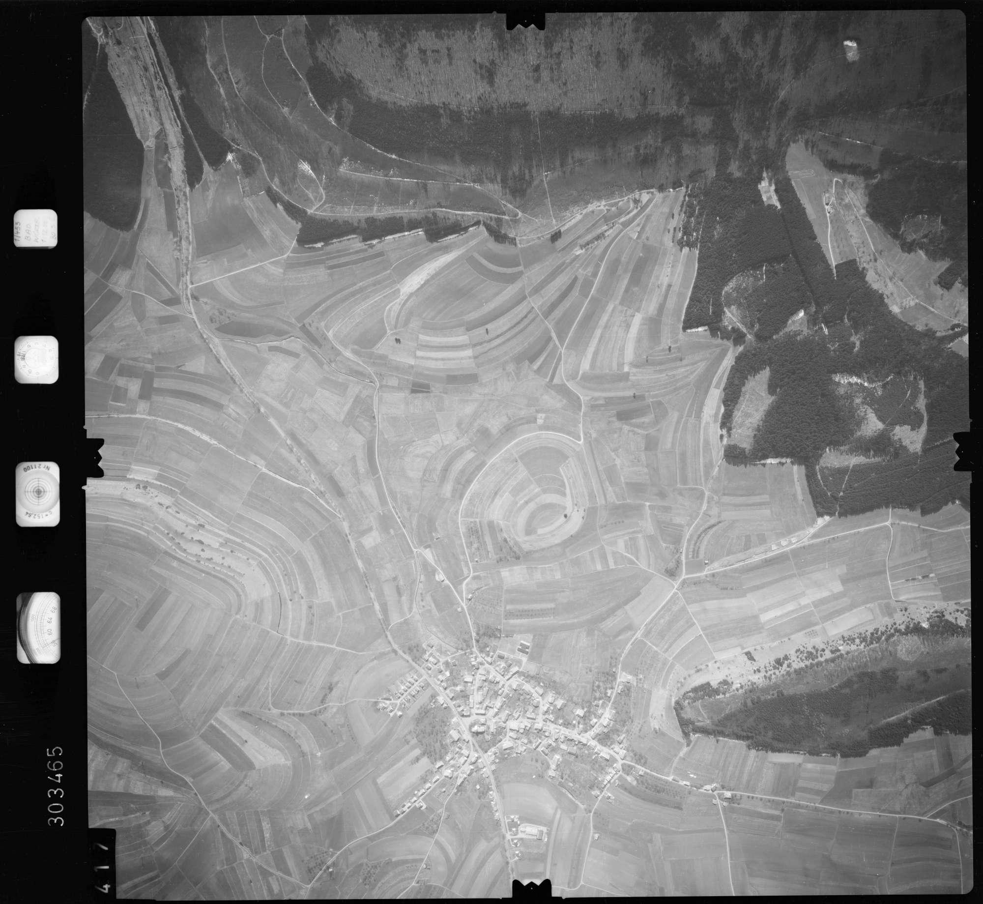 Luftbild: Film 69 Bildnr. 417, Bild 1