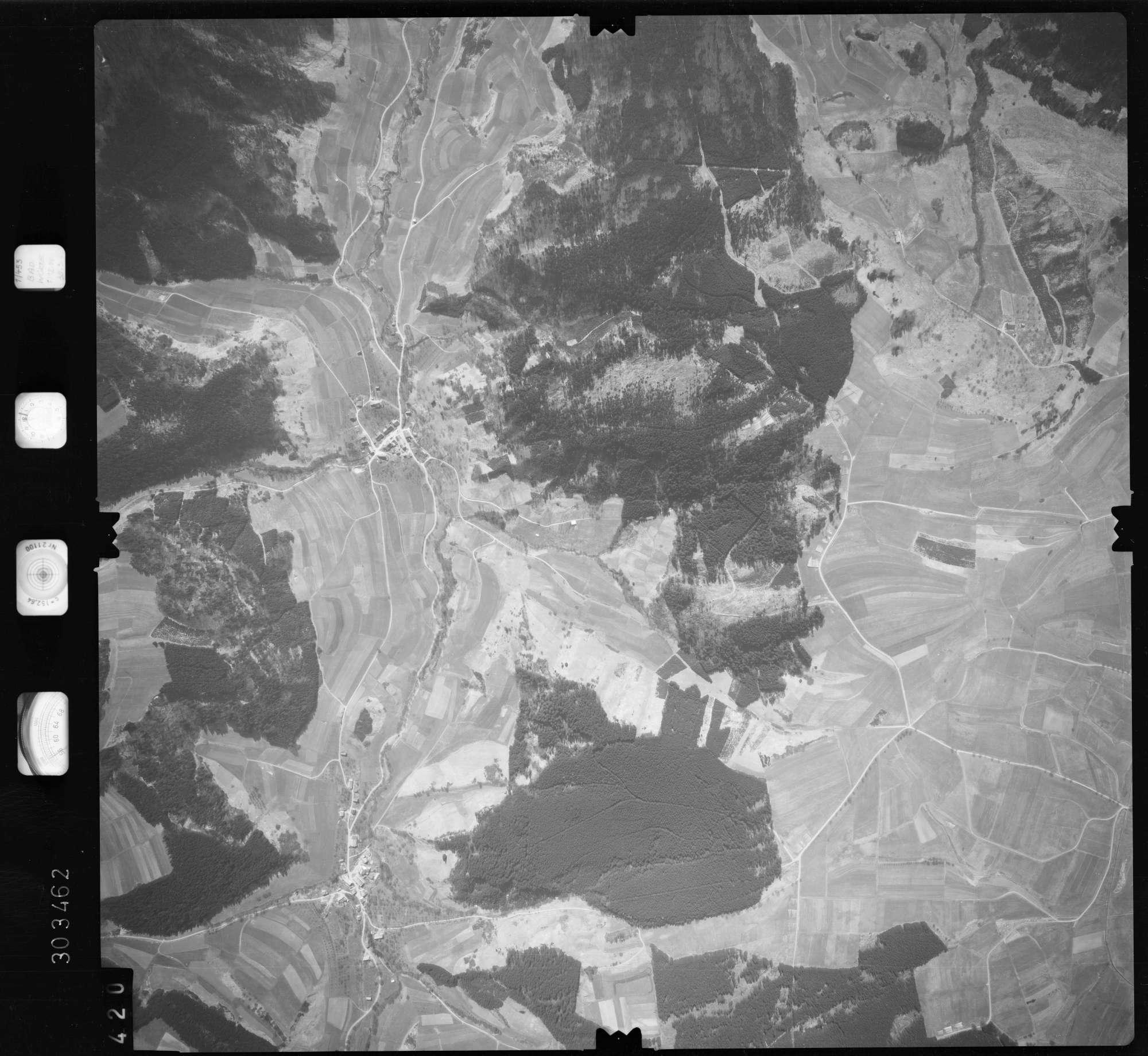 Luftbild: Film 69 Bildnr. 420, Bild 1