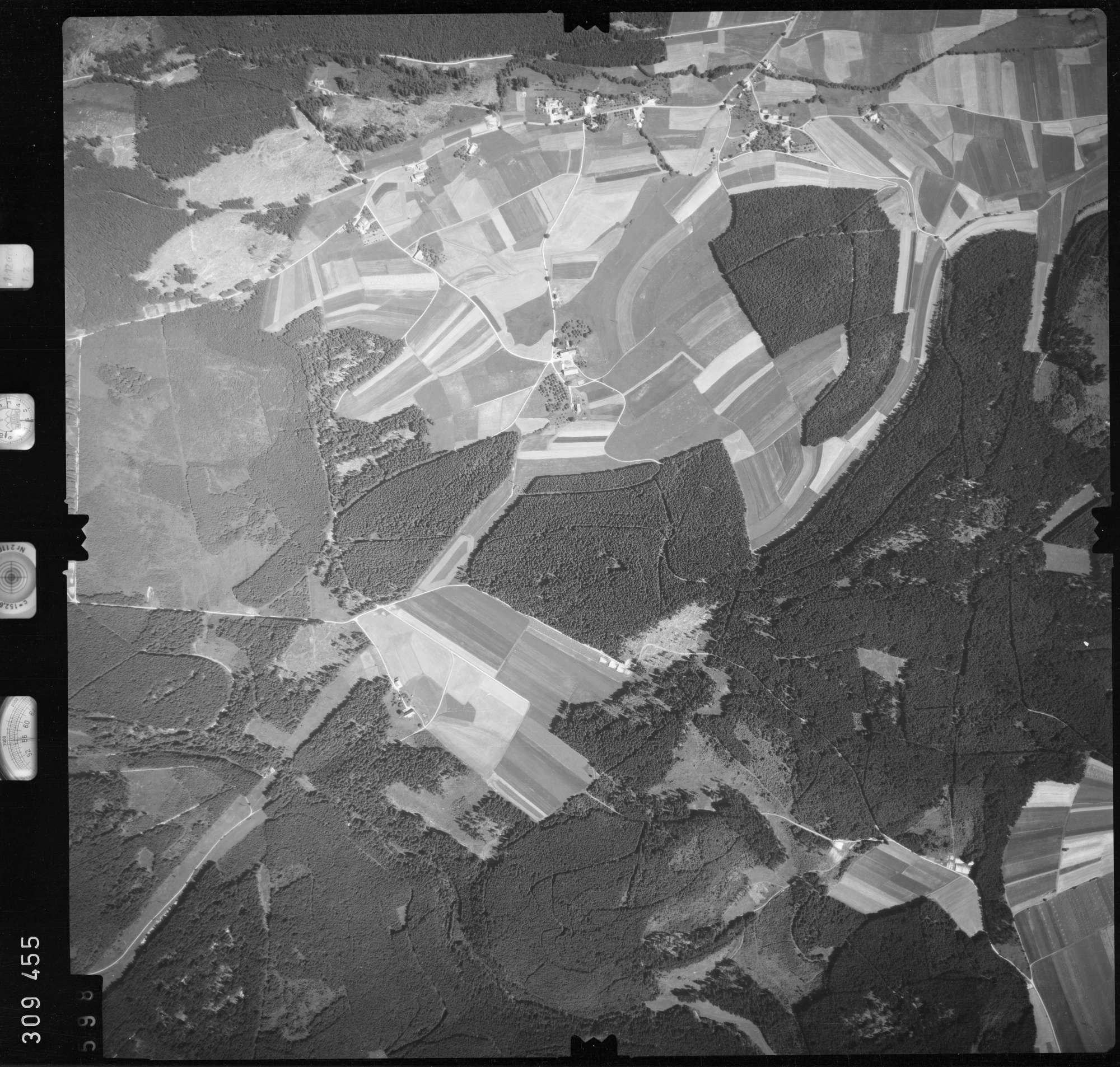 Luftbild: Film 56 Bildnr. 598, Bild 1