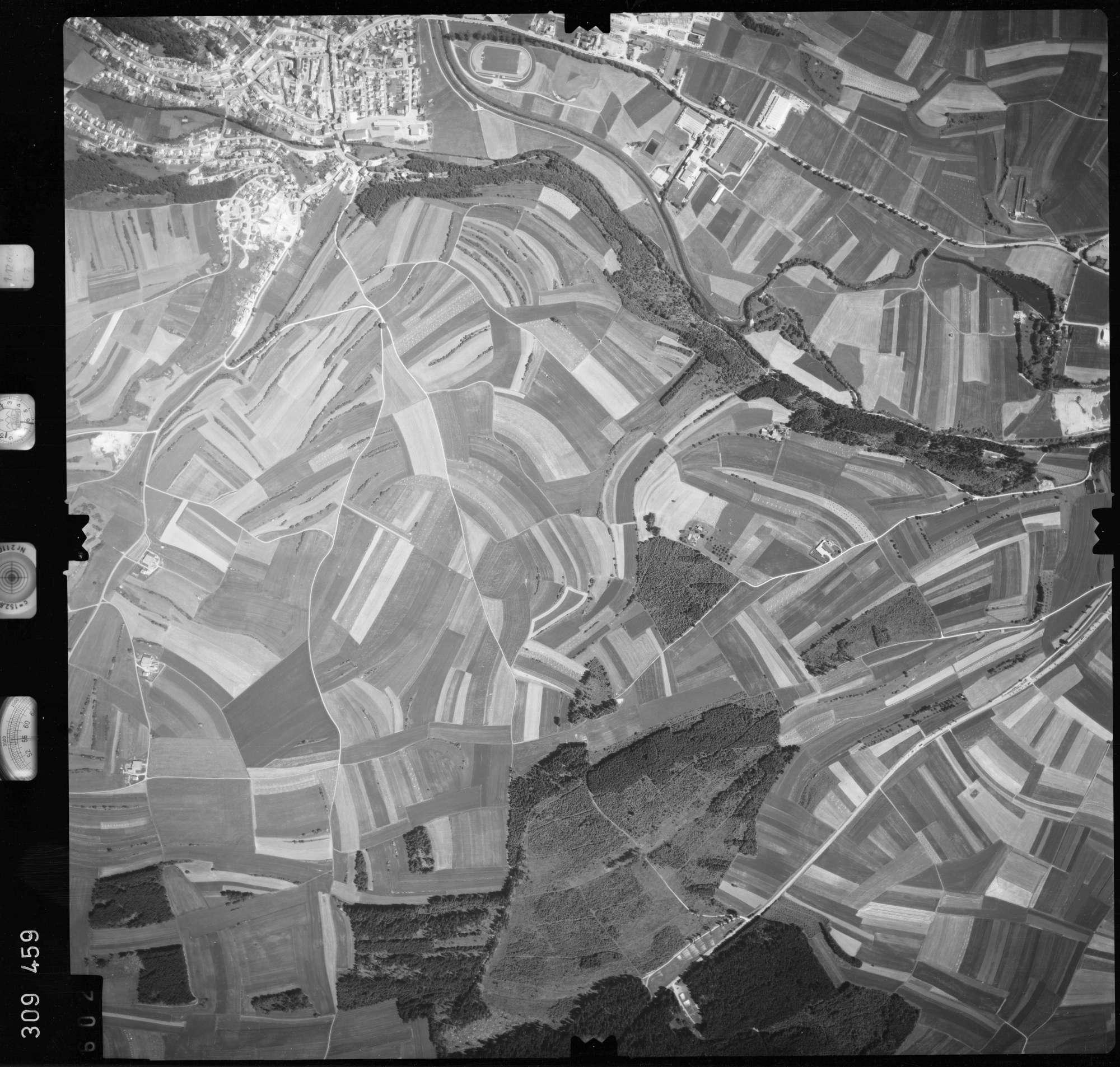 Luftbild: Film 56 Bildnr. 602, Bild 1