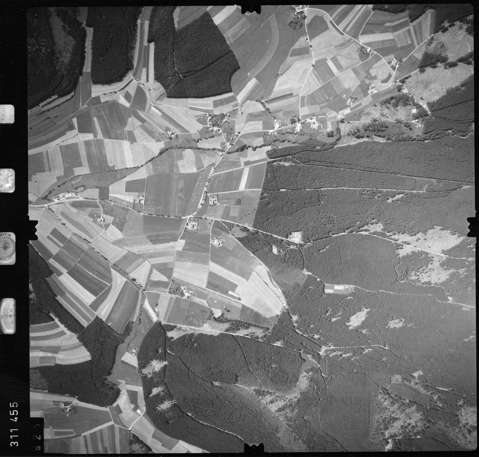 Luftbild: Film 56 Bildnr. 625, Bild 1