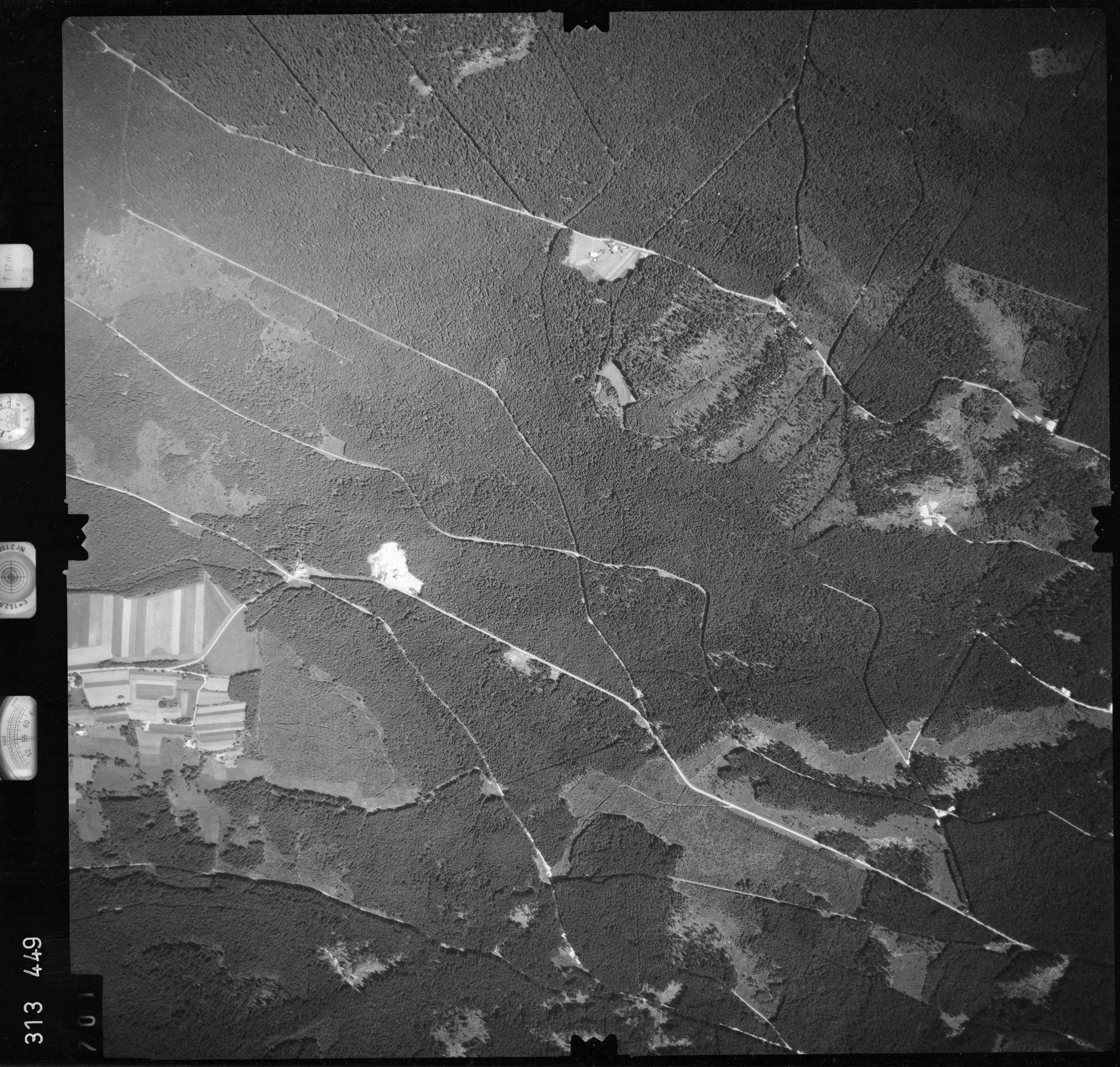 Luftbild: Film 56 Bildnr. 701, Bild 1