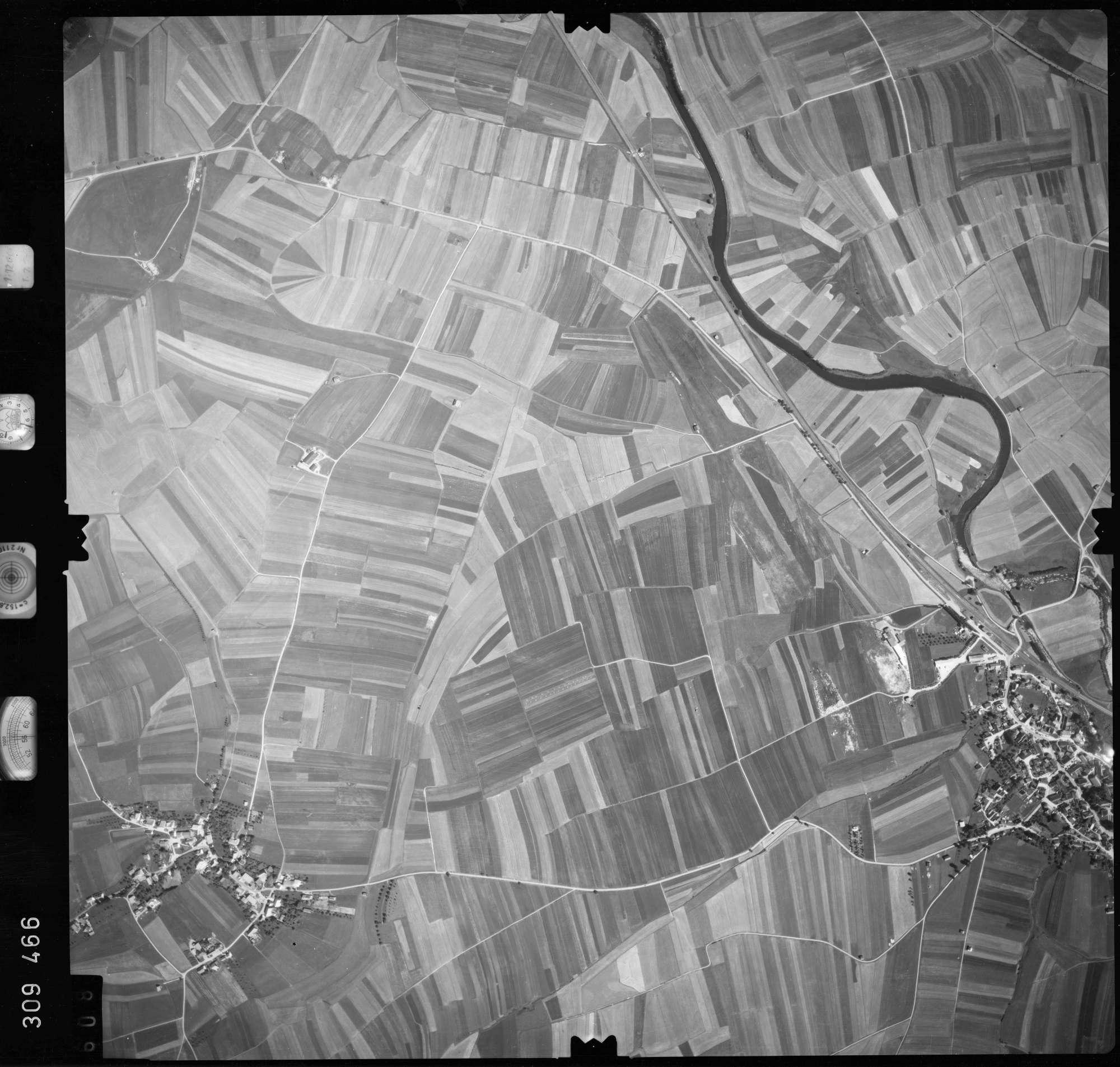Luftbild: Film 56 Bildnr. 608, Bild 1