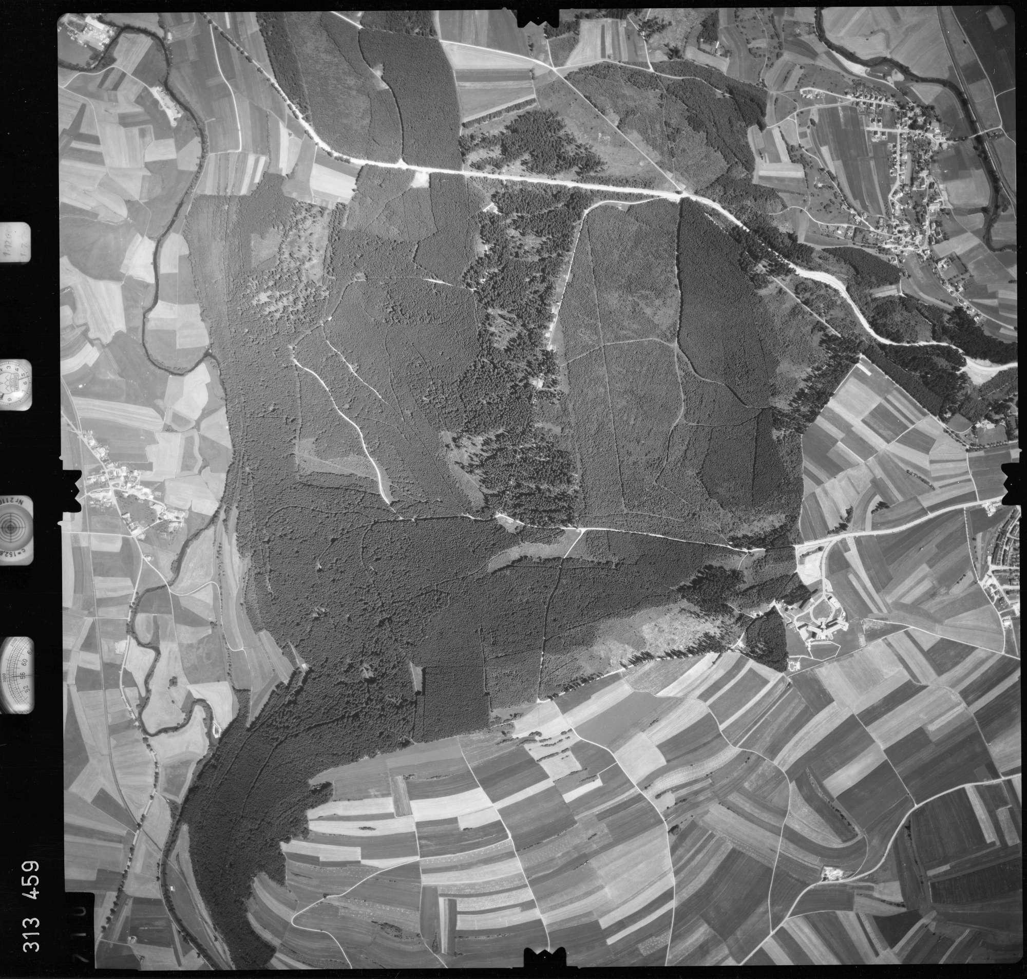 Luftbild: Film 56 Bildnr. 710, Bild 1
