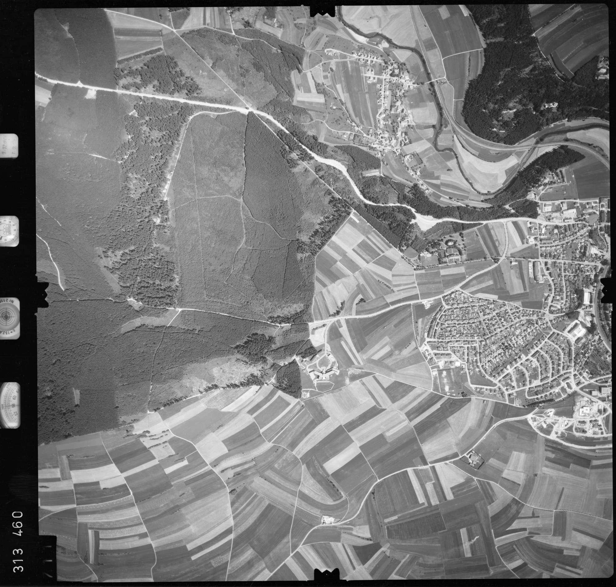 Luftbild: Film 56 Bildnr. 711, Bild 1