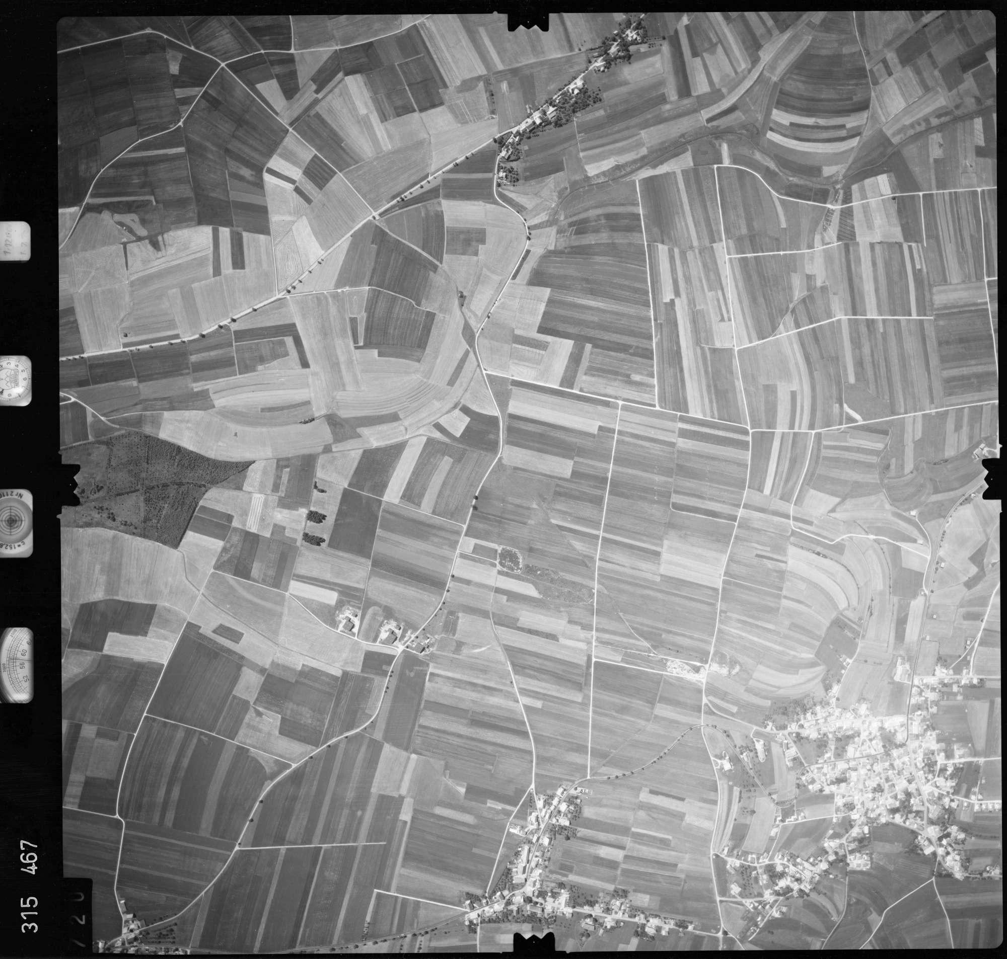 Luftbild: Film 56 Bildnr. 720, Bild 1
