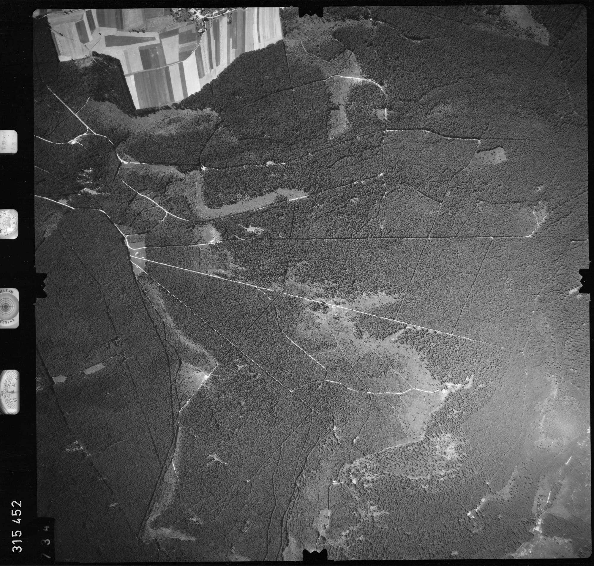 Luftbild: Film 56 Bildnr. 734, Bild 1