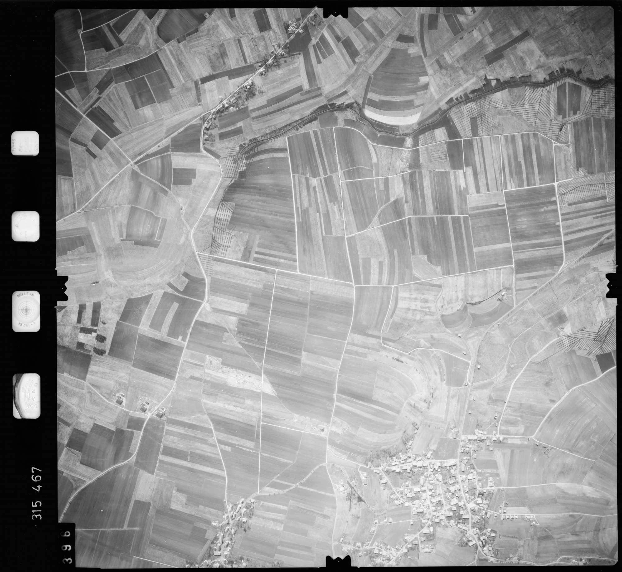 Luftbild: Film 58 Bildnr. 396, Bild 1