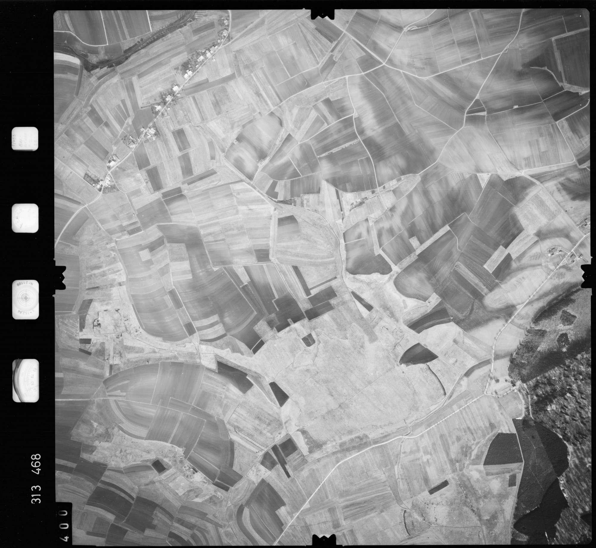 Luftbild: Film 58 Bildnr. 400, Bild 1