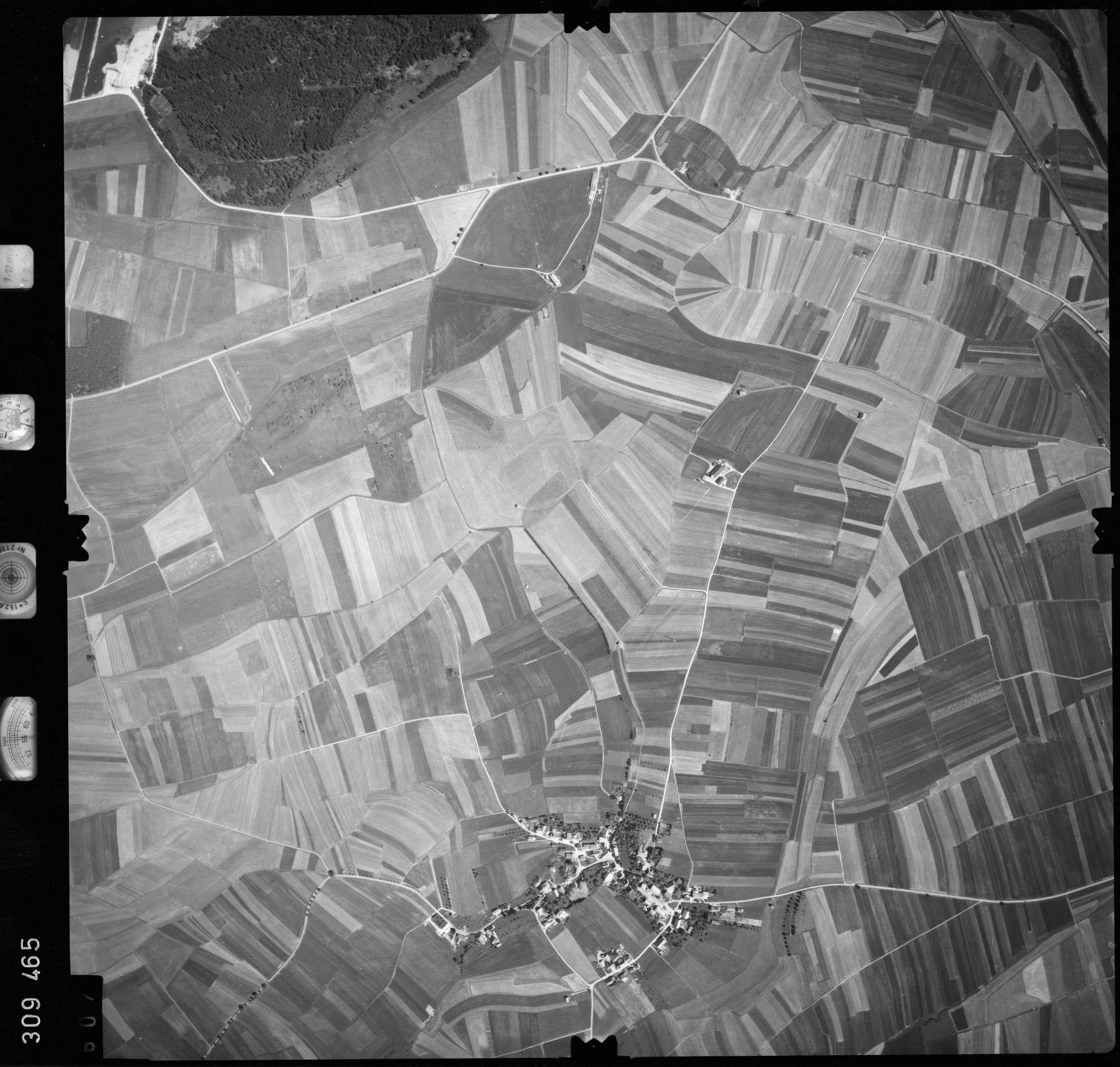 Luftbild: Film 56 Bildnr. 607, Bild 1
