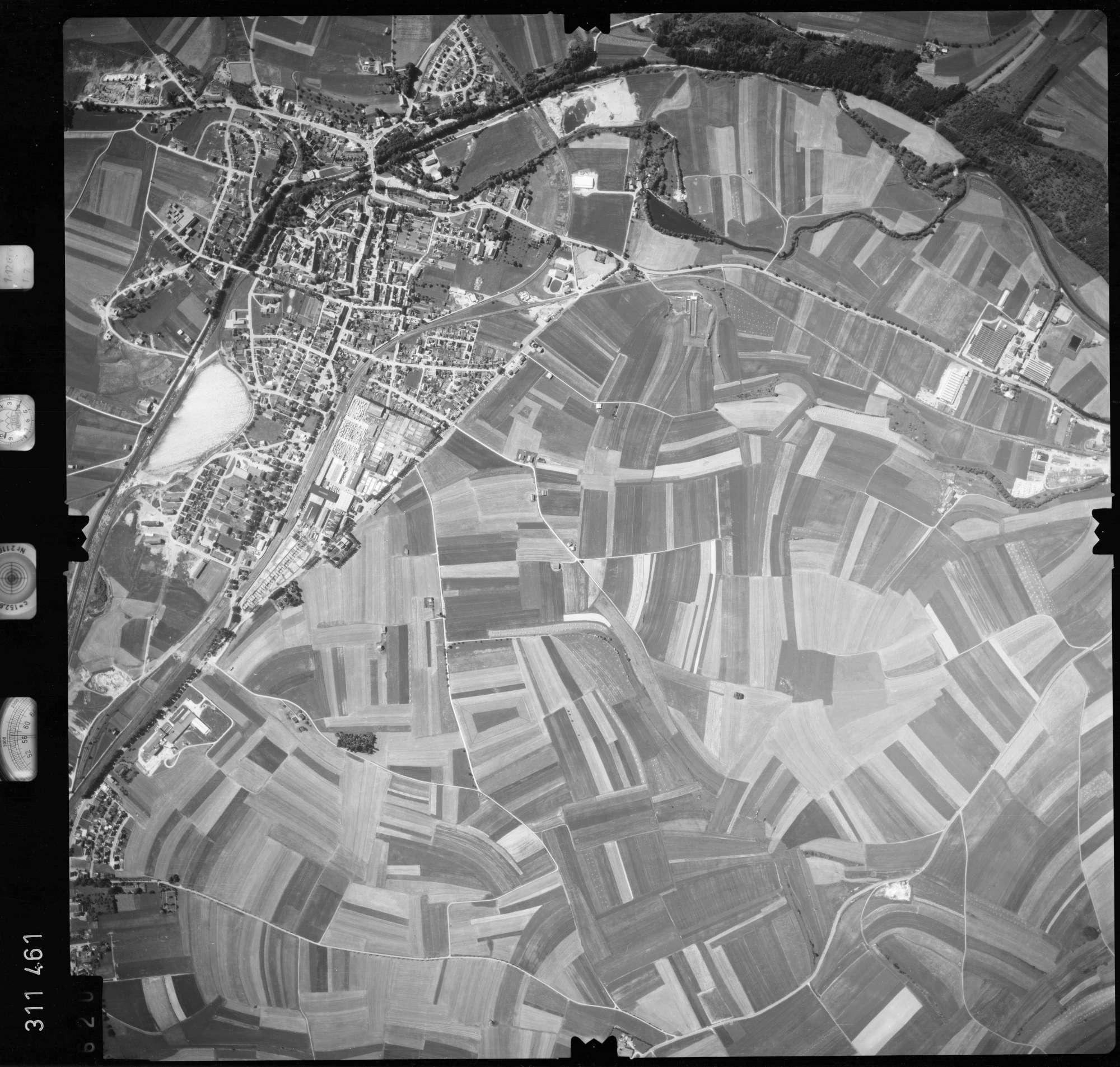 Luftbild: Film 56 Bildnr. 620, Bild 1