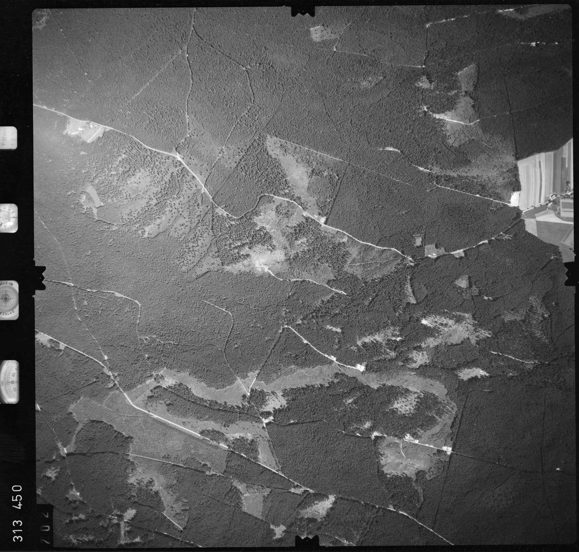 Luftbild: Film 56 Bildnr. 702, Bild 1