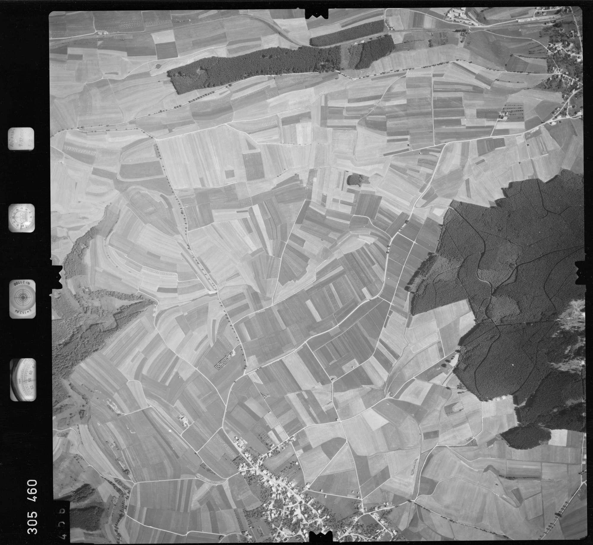Luftbild: Film 60 Bildnr. 456, Bild 1