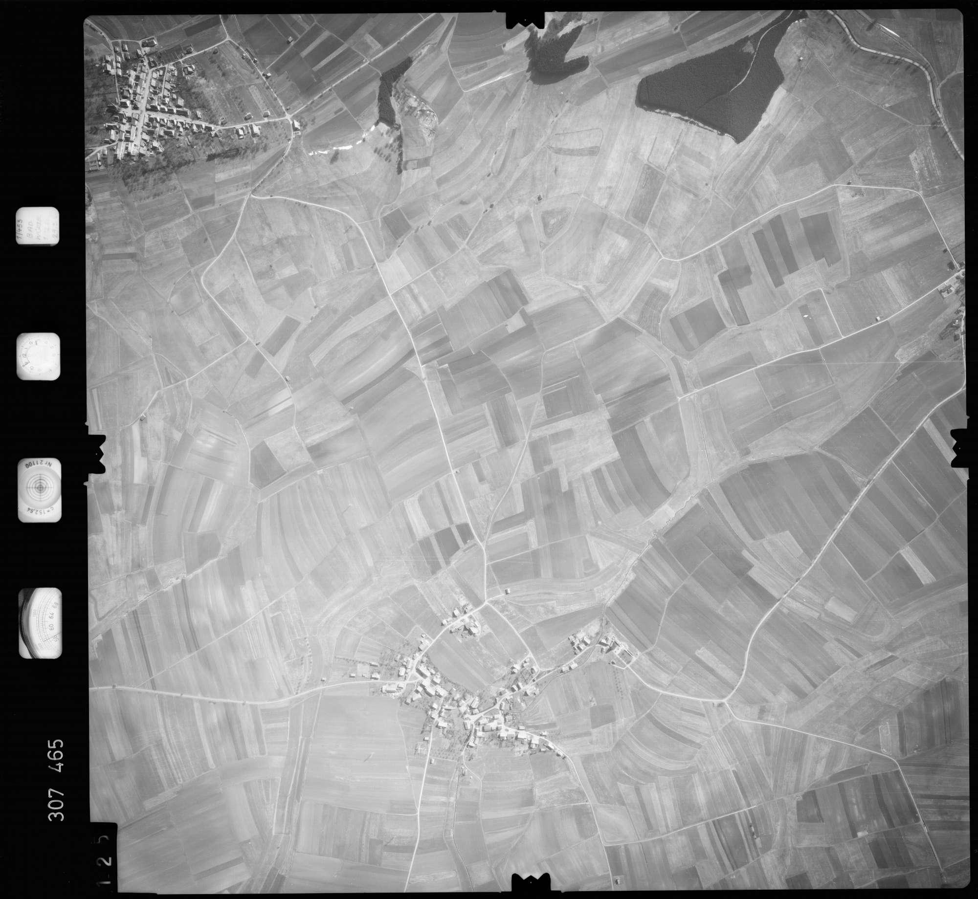 Luftbild: Film 61 Bildnr. 125, Bild 1
