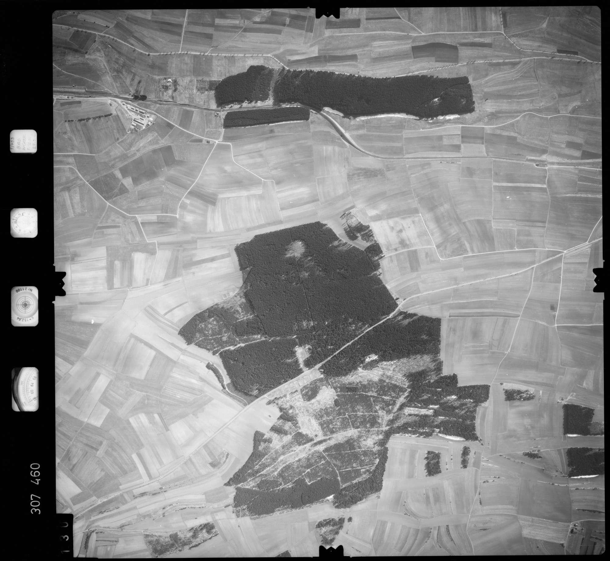 Luftbild: Film 61 Bildnr. 130, Bild 1