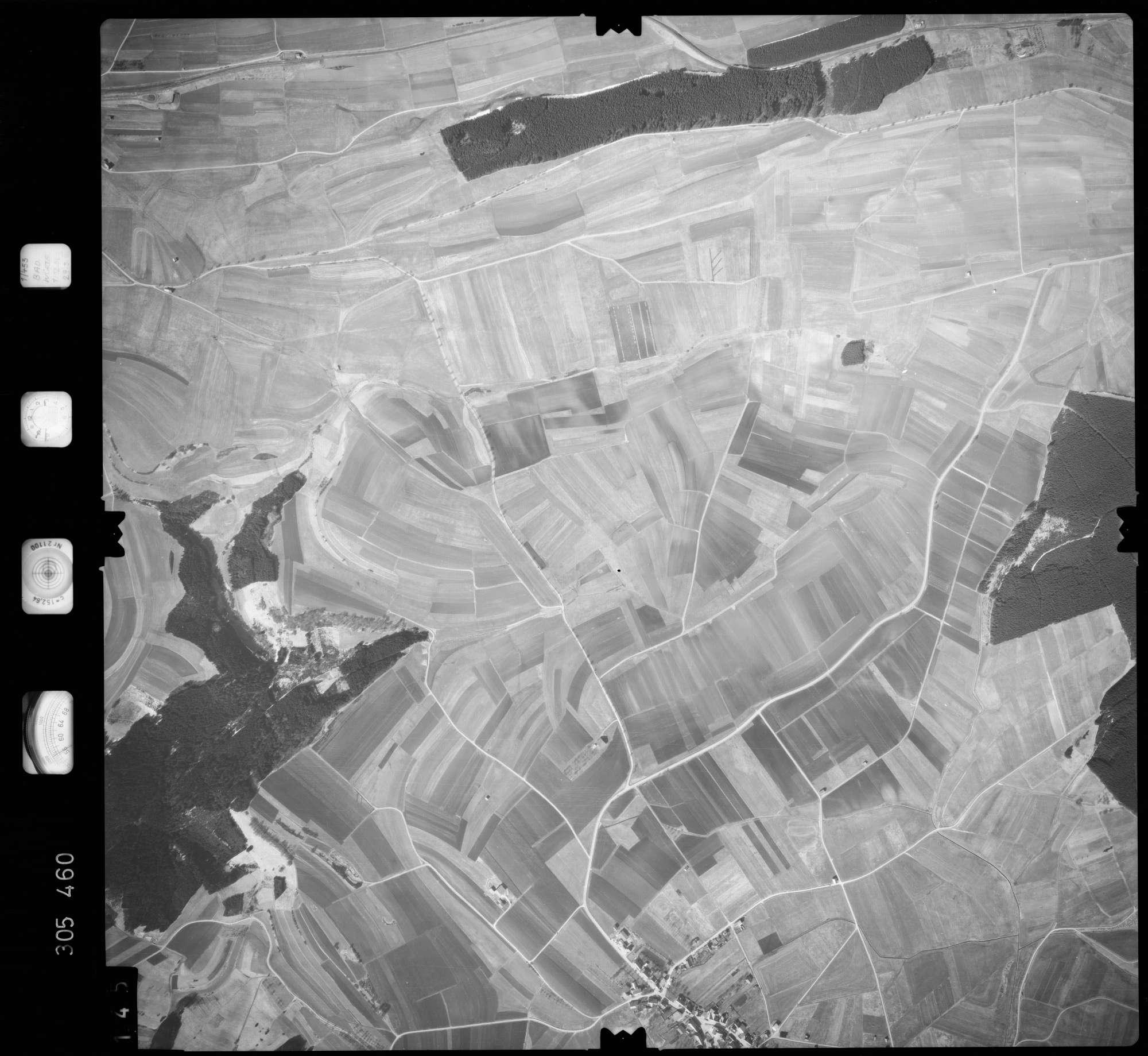 Luftbild: Film 61 Bildnr. 145, Bild 1