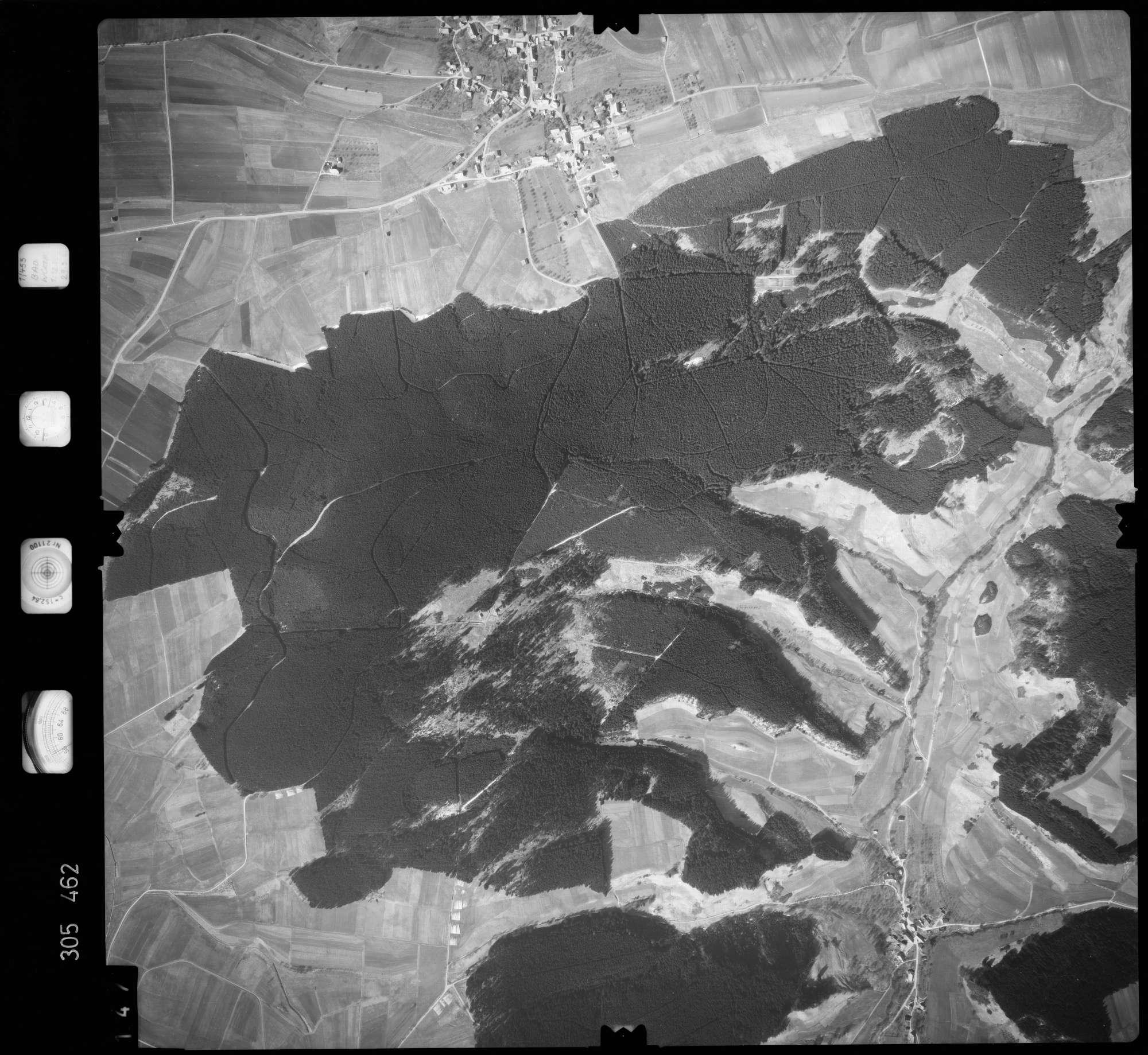 Luftbild: Film 61 Bildnr. 147, Bild 1