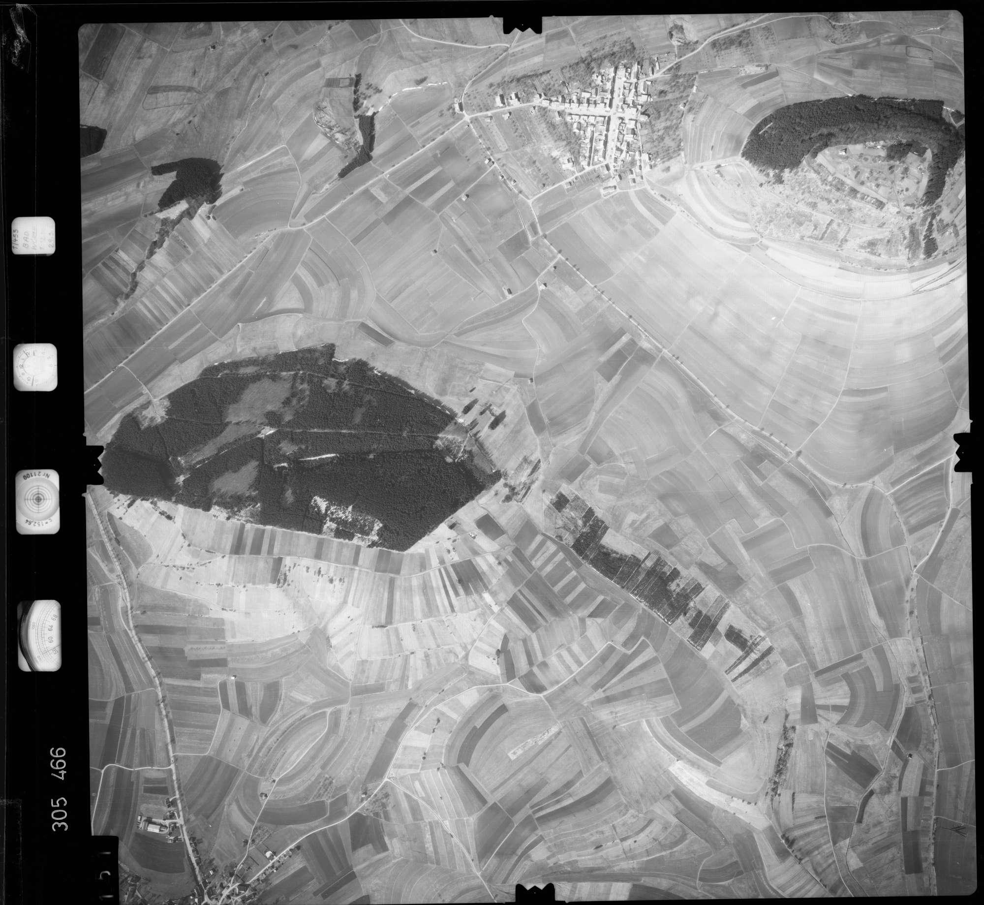 Luftbild: Film 61 Bildnr. 151, Bild 1