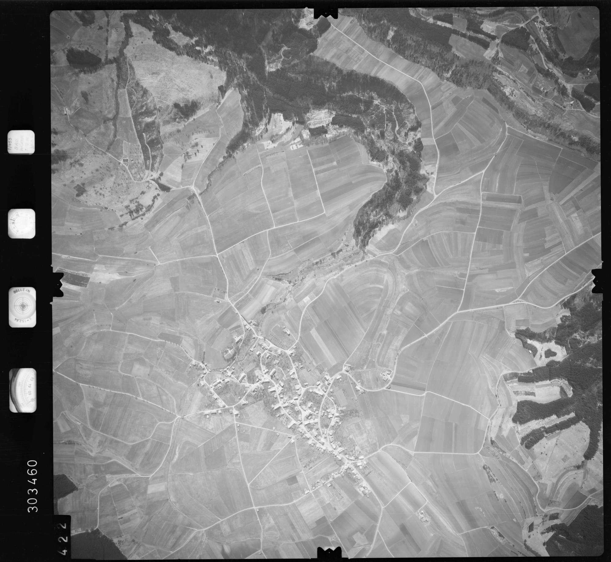 Luftbild: Film 69 Bildnr. 422, Bild 1
