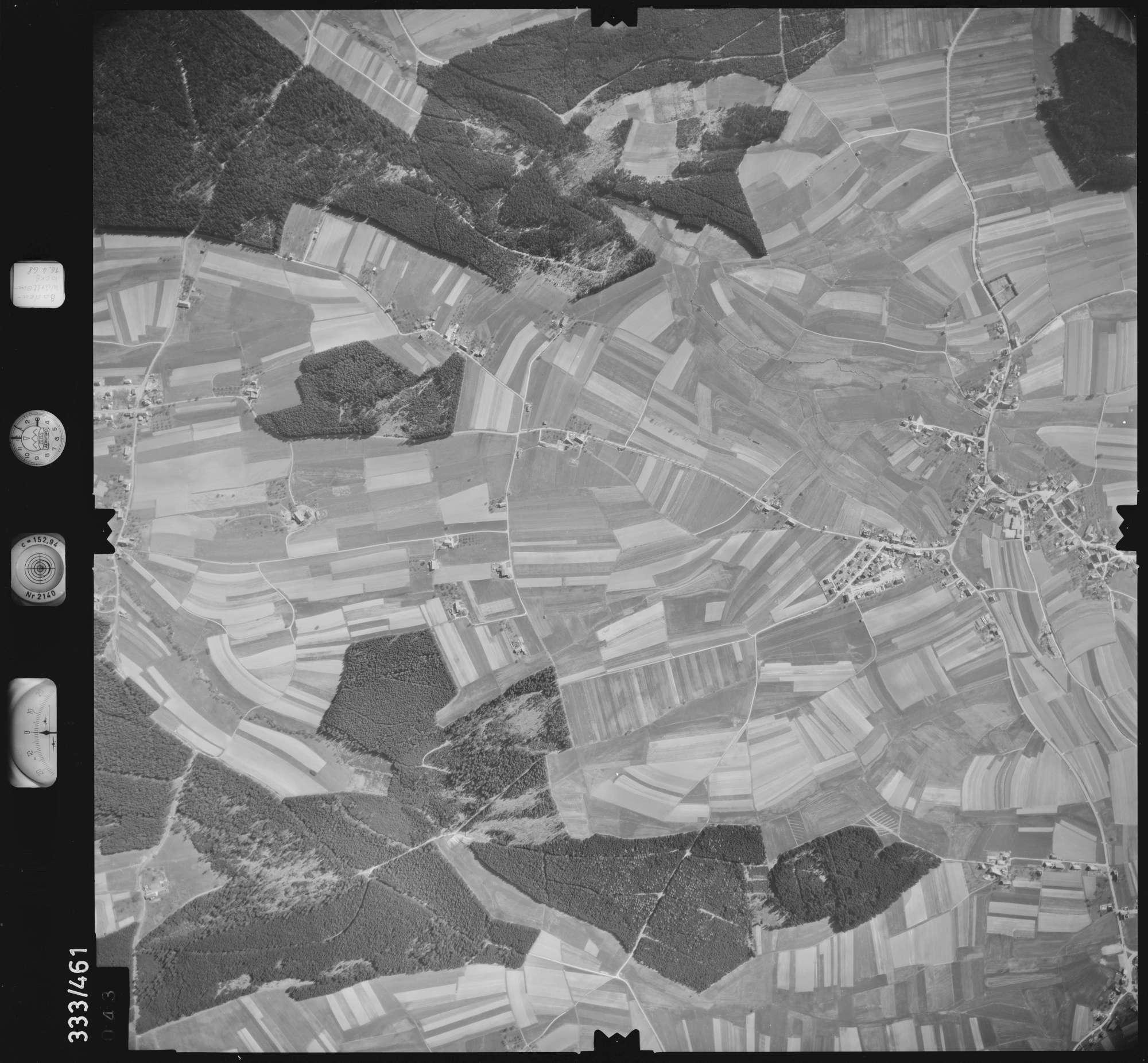 Luftbild: Film 49 Bildnr. 43, Bild 1