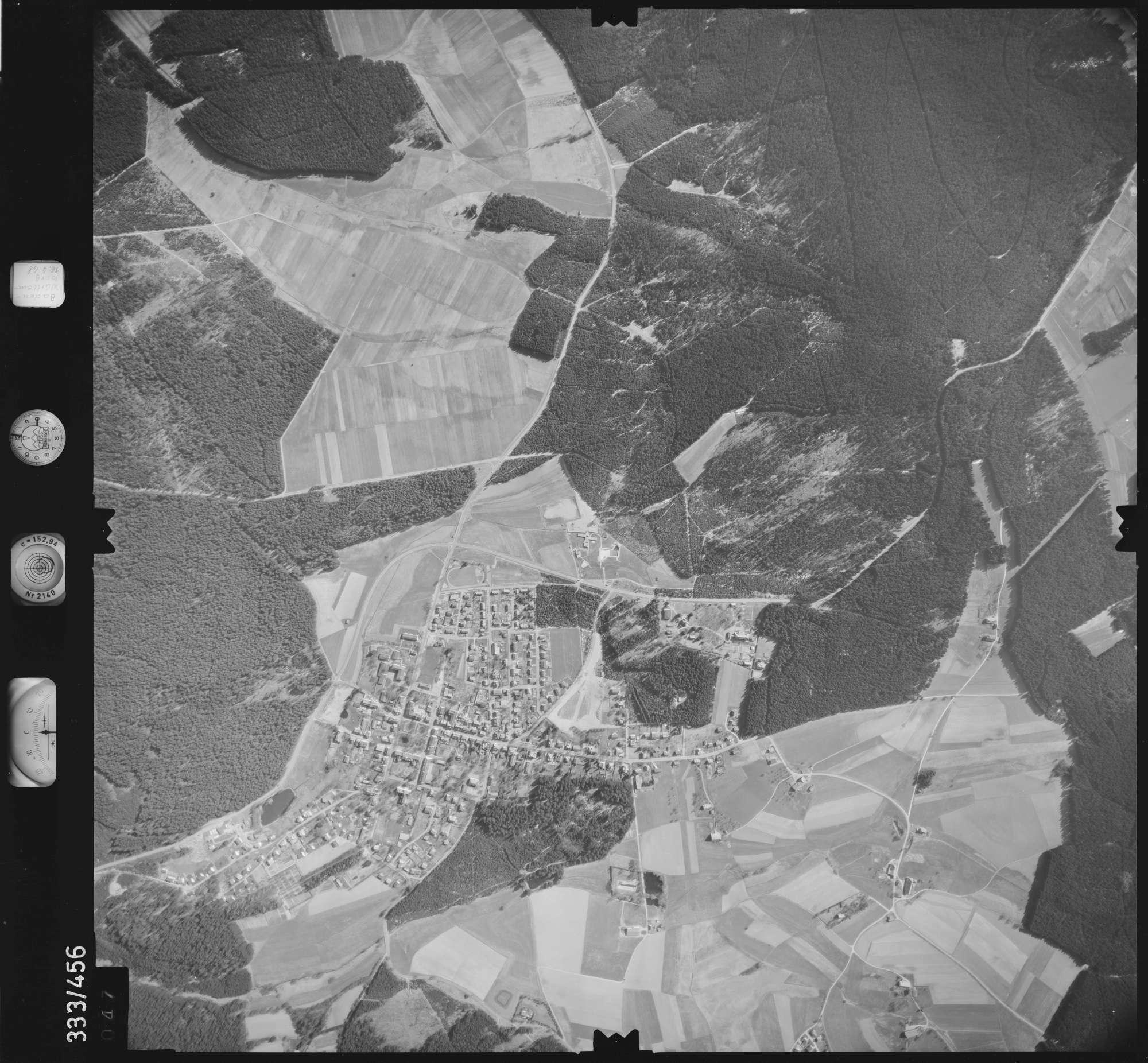 Luftbild: Film 49 Bildnr. 47, Bild 1