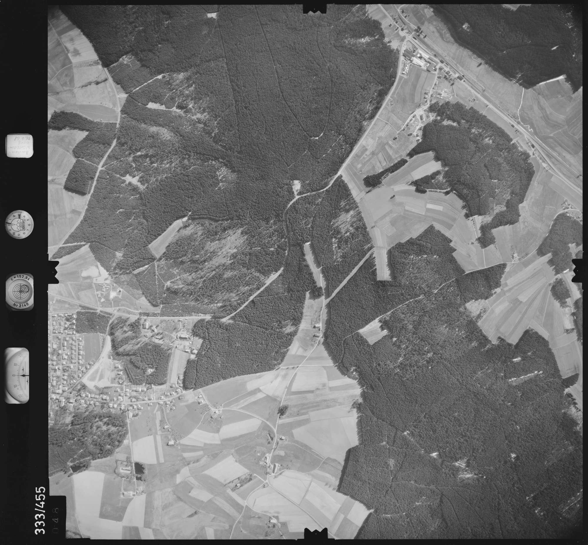 Luftbild: Film 49 Bildnr. 48, Bild 1