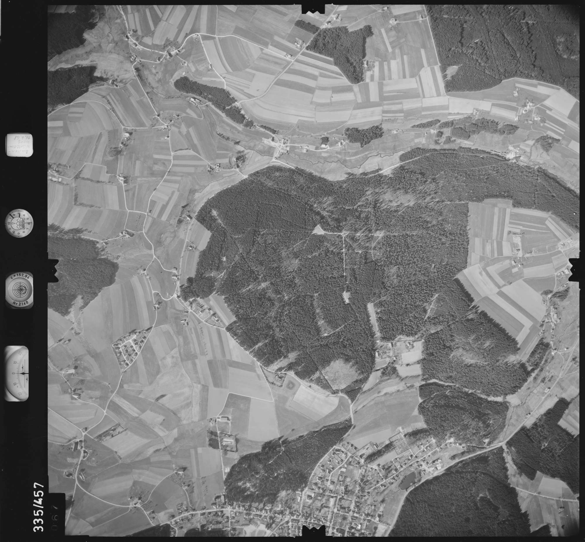 Luftbild: Film 49 Bildnr. 67, Bild 1