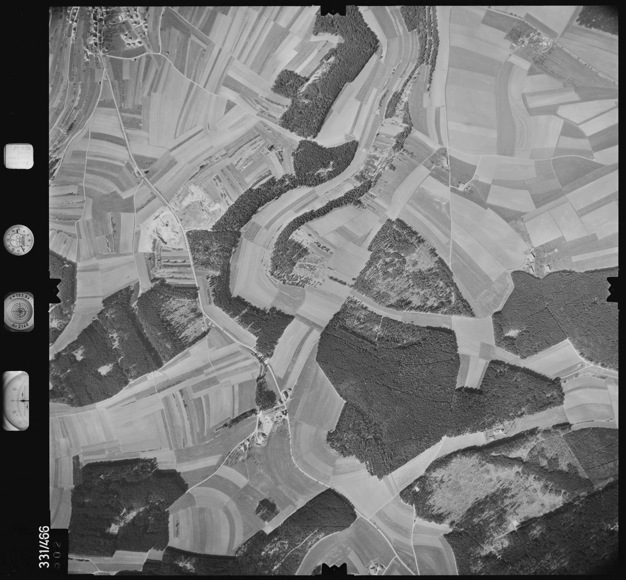 Luftbild: Film 89 Bildnr. 502, Bild 1